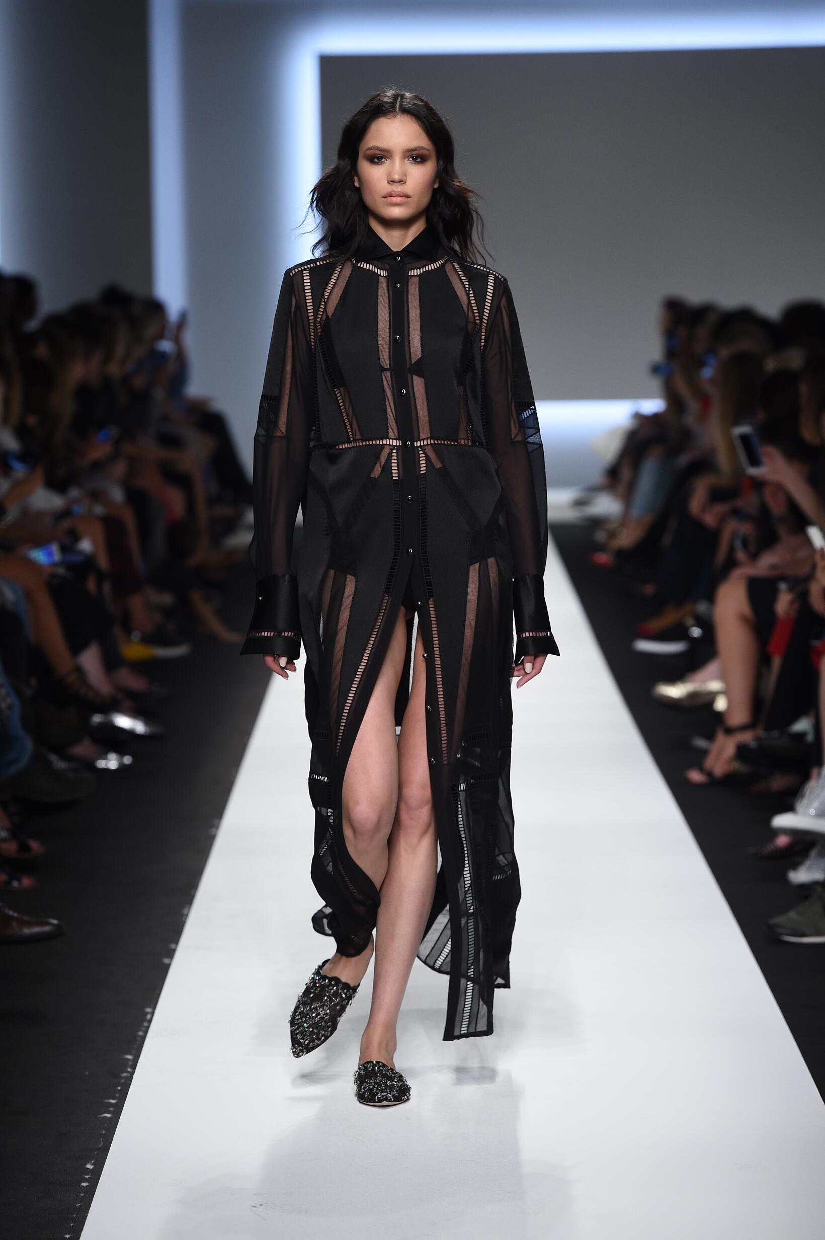 Ermanno Scervino Fashion Show