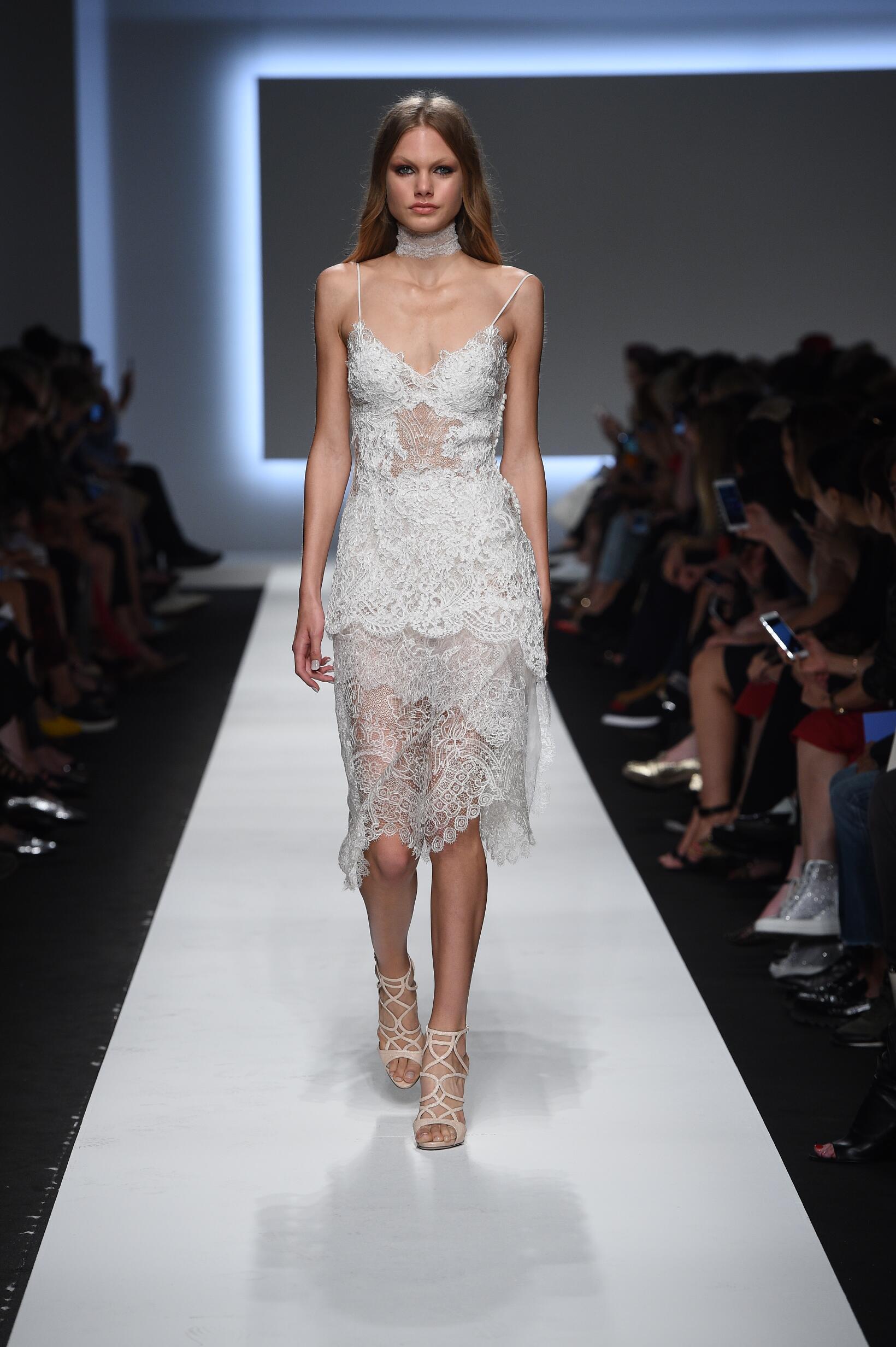 Ermanno Scervino Milan Fashion Week Womenswear