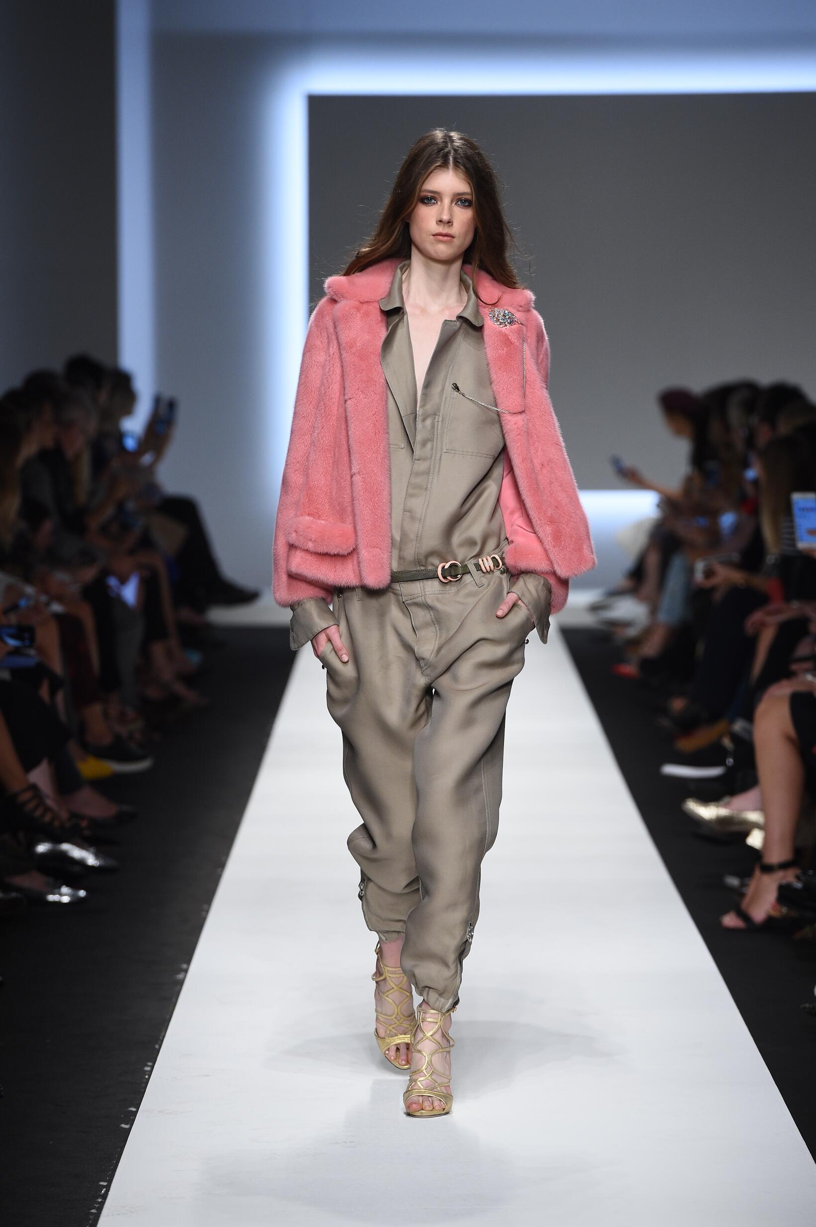 Ermanno Scervino Spring Summer 2016 Womens Collection Milan Fashion Week