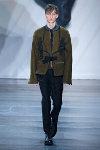3.1 PHILLIP LIM FALL WINTER 2015-16 MEN'S COLLECTION – PARIS FASHION WEEK
