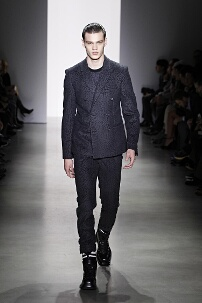 CALVIN KLEIN COLLECTION MEN'S FALL 2015 – MILANO FASHION WEEK