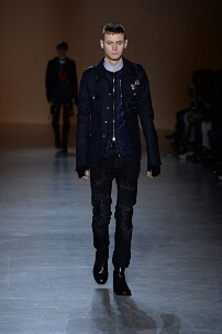 DIESEL BLACK GOLD FALL WINTER 2015-16 MEN'S COLLECTION – MILANO FASHION WEEK