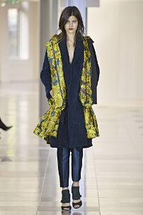 ANTONIO BERARDI FALL WINTER 2015-16 WOMEN'S COLLECTION – LONDON FASHION WEEK