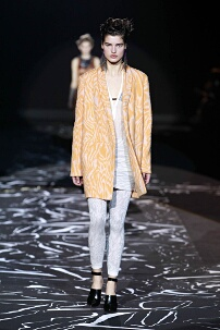 MISSONI FALL WINTER 2015-16 WOMEN'S COLLECTION – MILAN FASHION WEEK