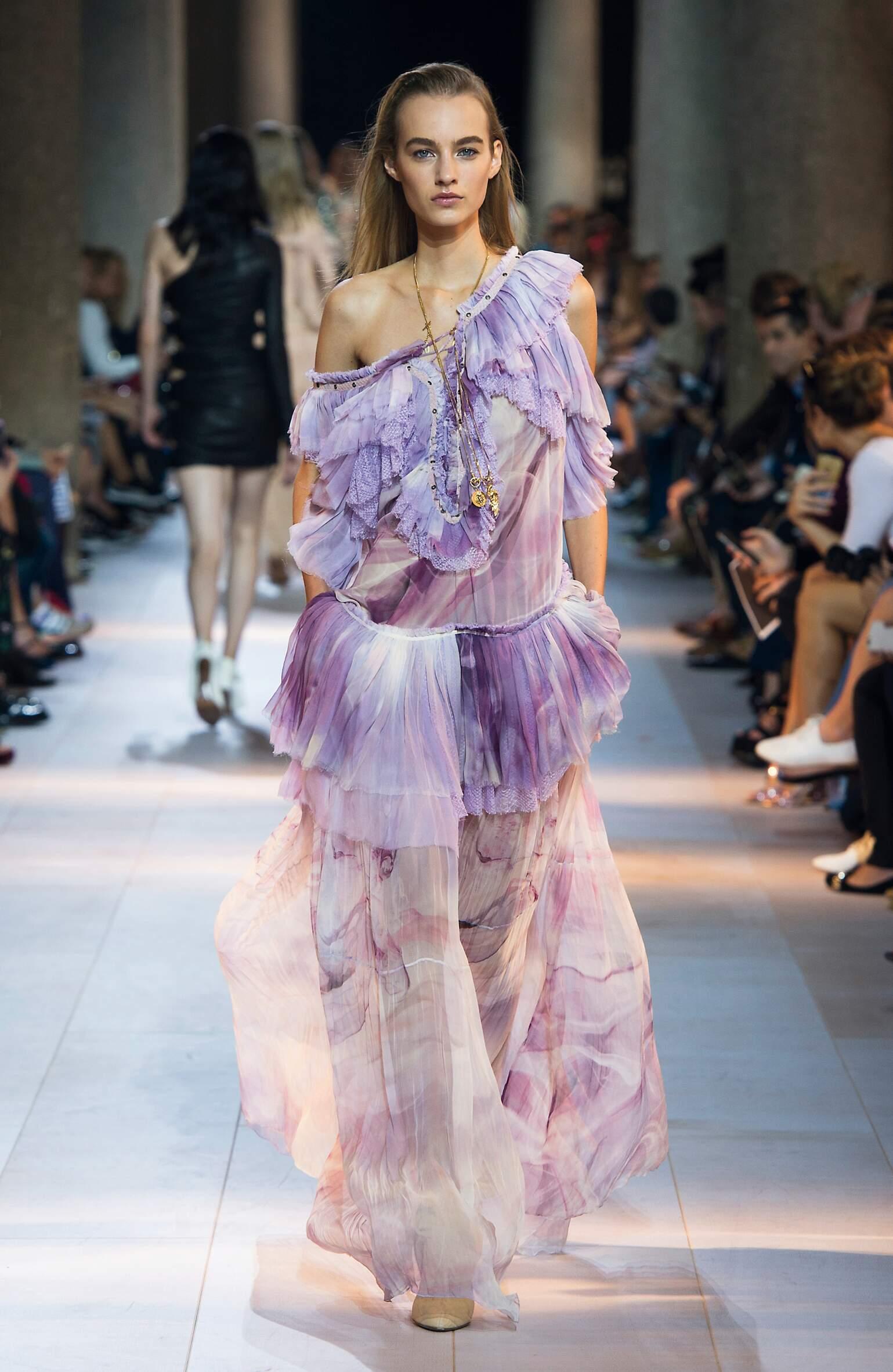 Fashion 2016 Catwalk Roberto Cavalli Summer