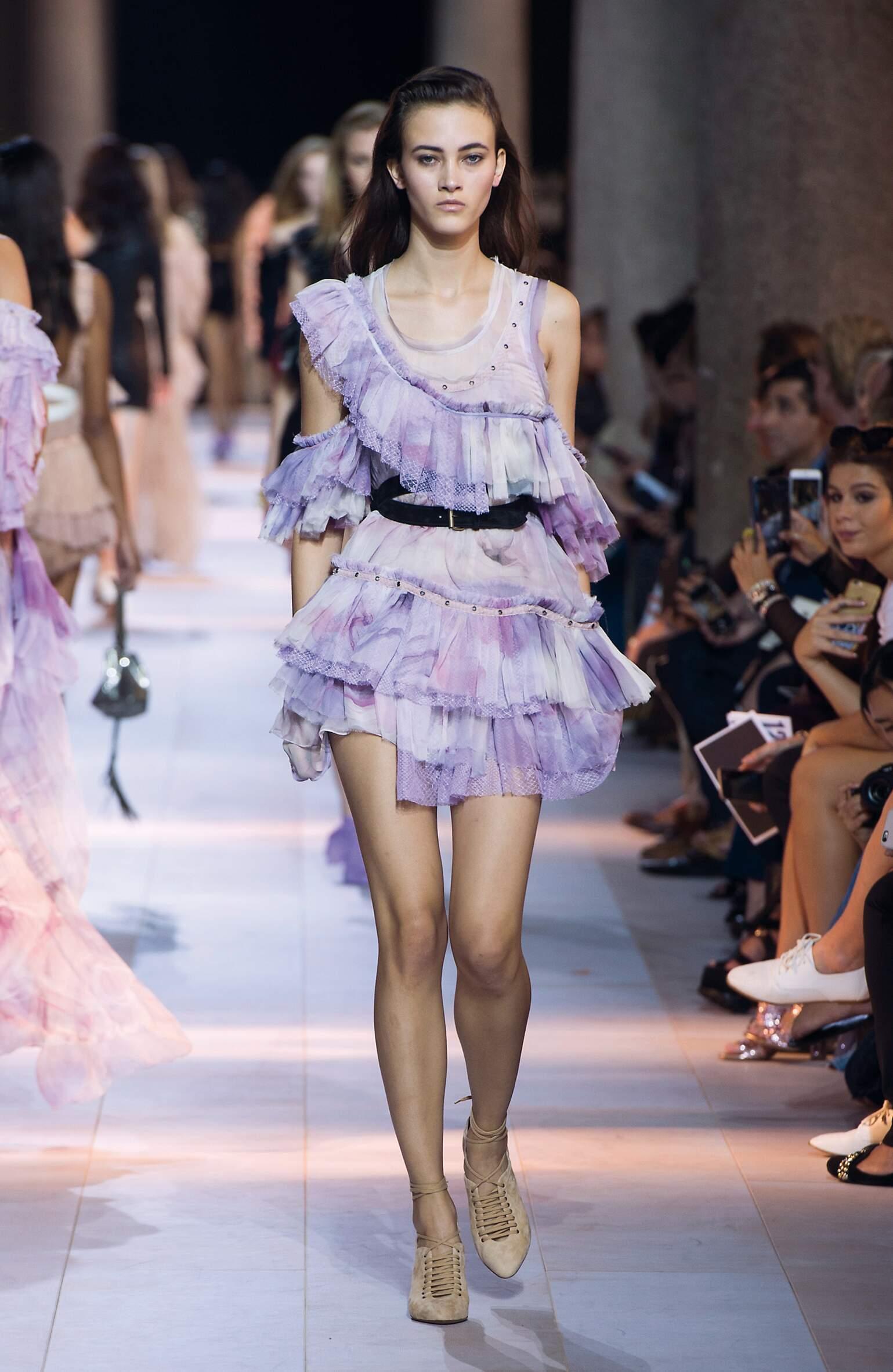 Fashion 2016 Catwalk Roberto Cavalli