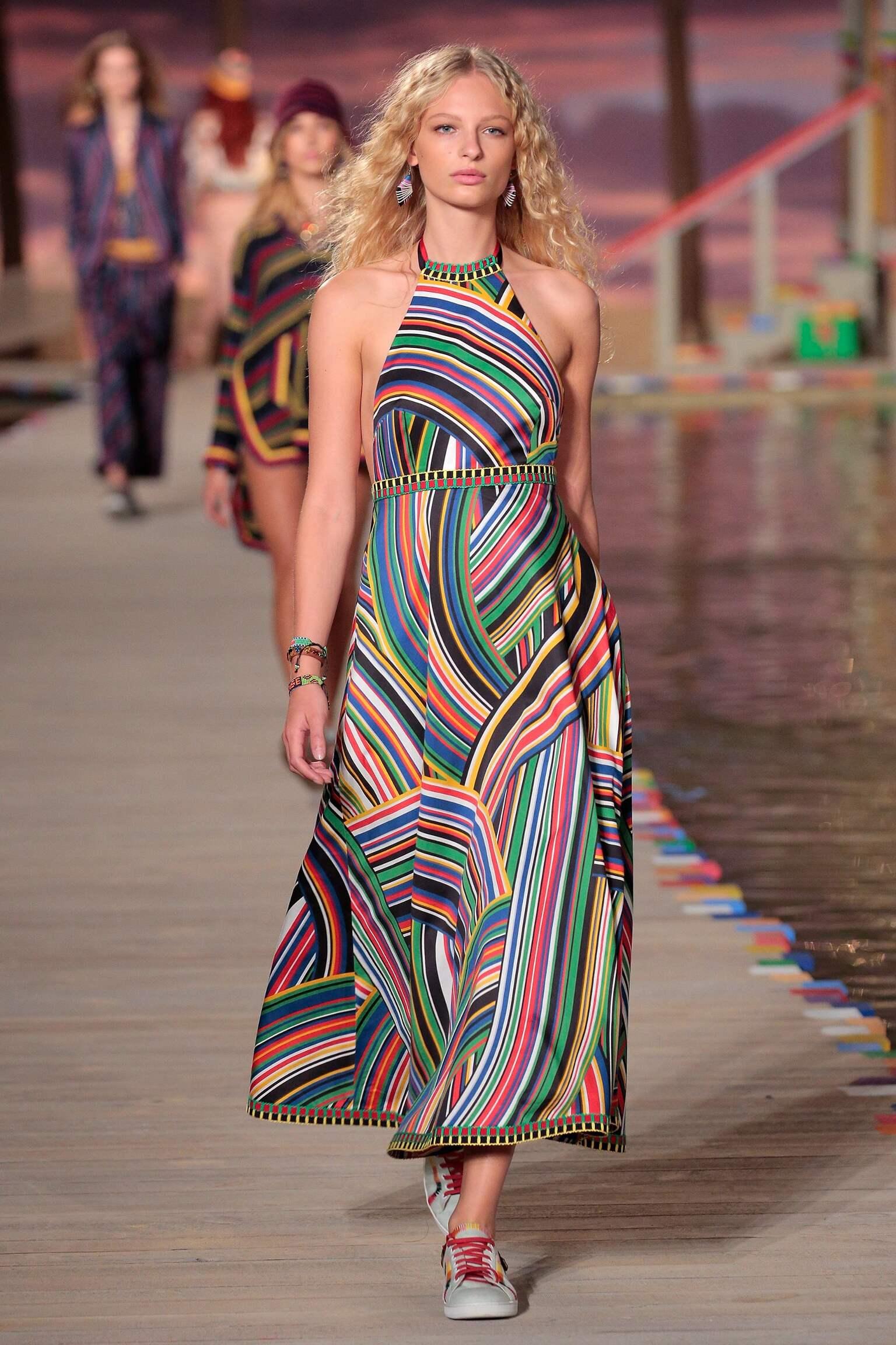 Fashion 2016 Catwalk Tommy Hilfiger