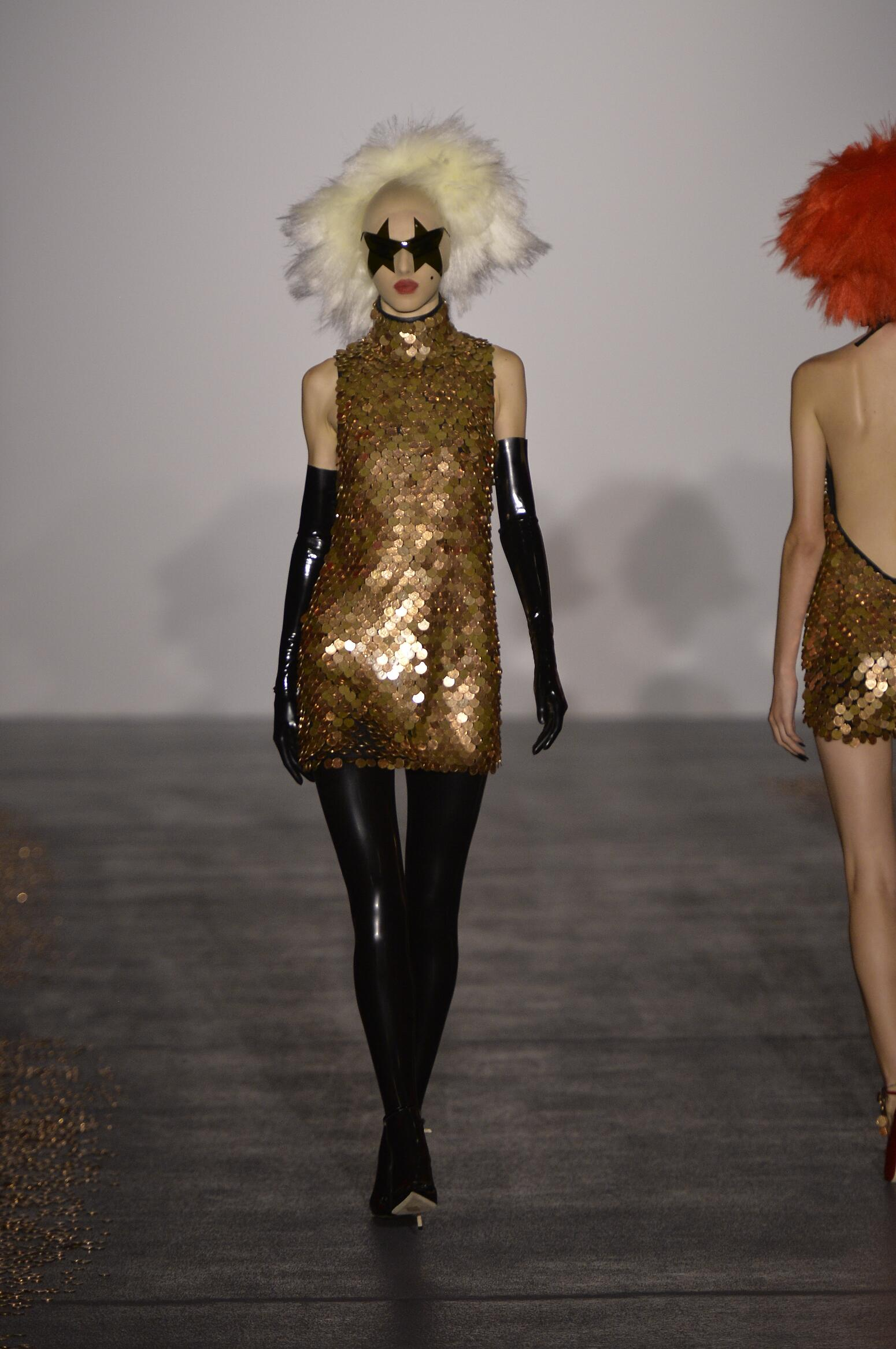 Fashion Summer Trends 2016 Gareth Pugh