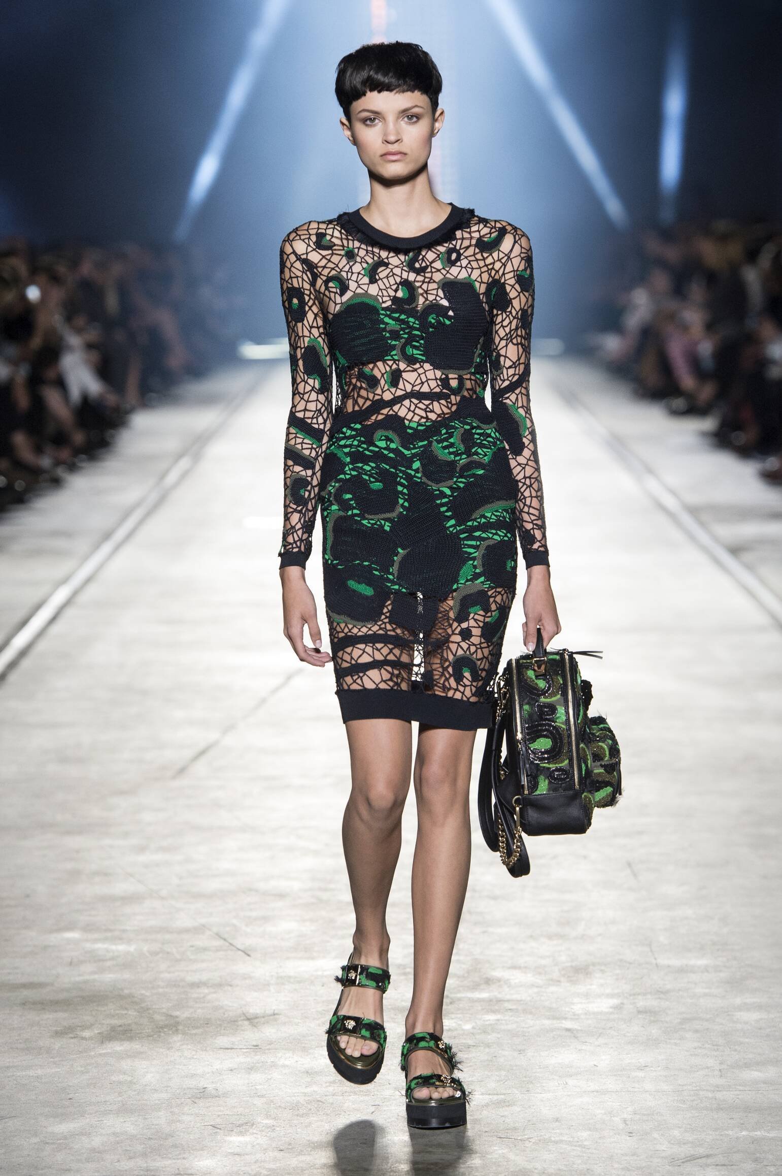 Versace Spring Summer 2016 Women S Collection The Skinny