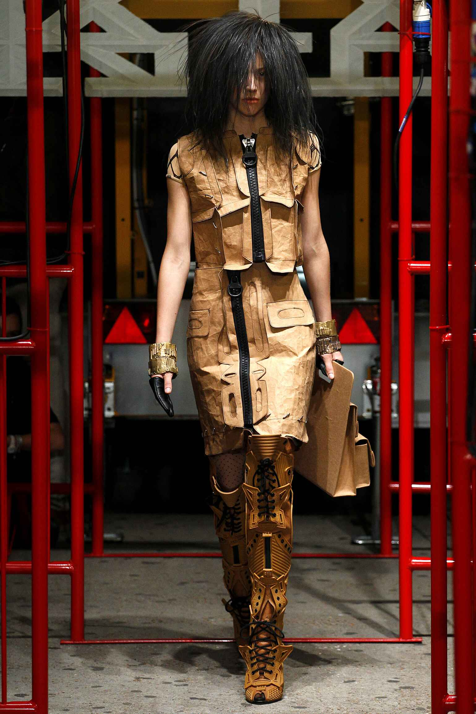 Fashion Womenswear KTZ Collection Catwalk