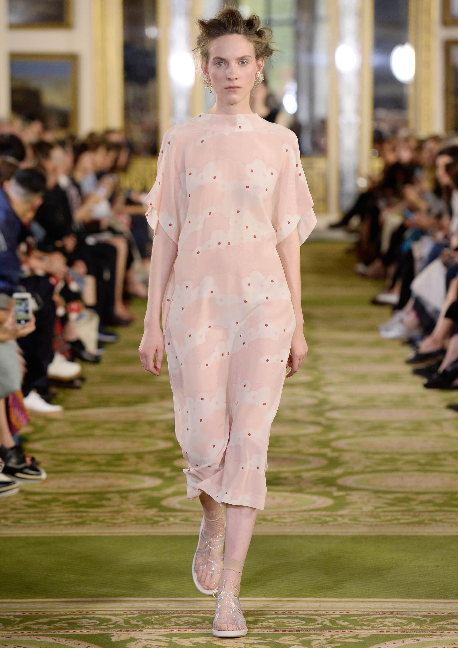 Fashion Womenswear Simone Rocha Collection Catwalk