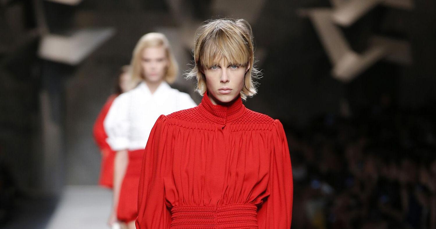 Fendi Fashion Show SS 2016 Milan