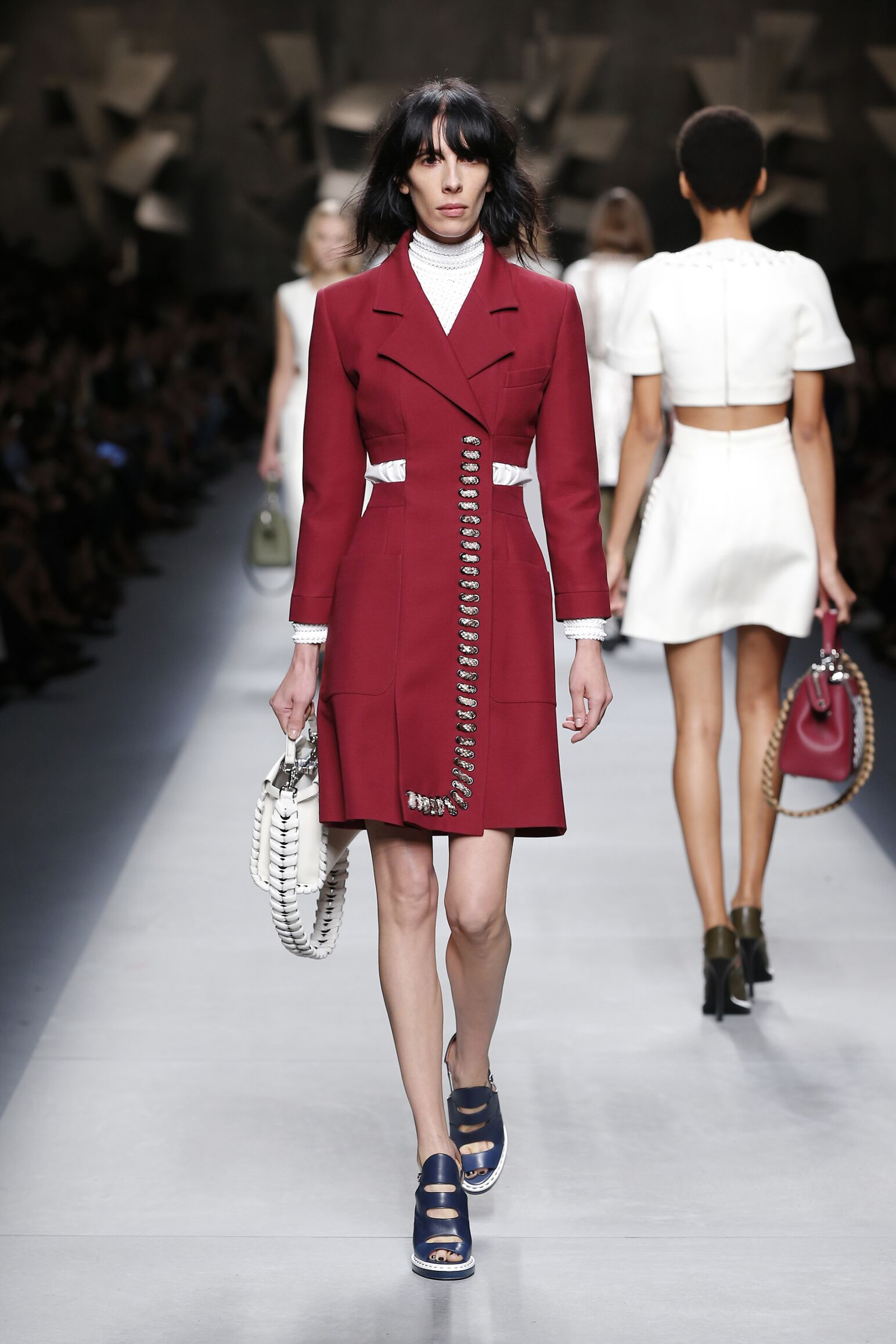 Fendi Spring Summer 2016 Womens Collection Milan Fashion Week