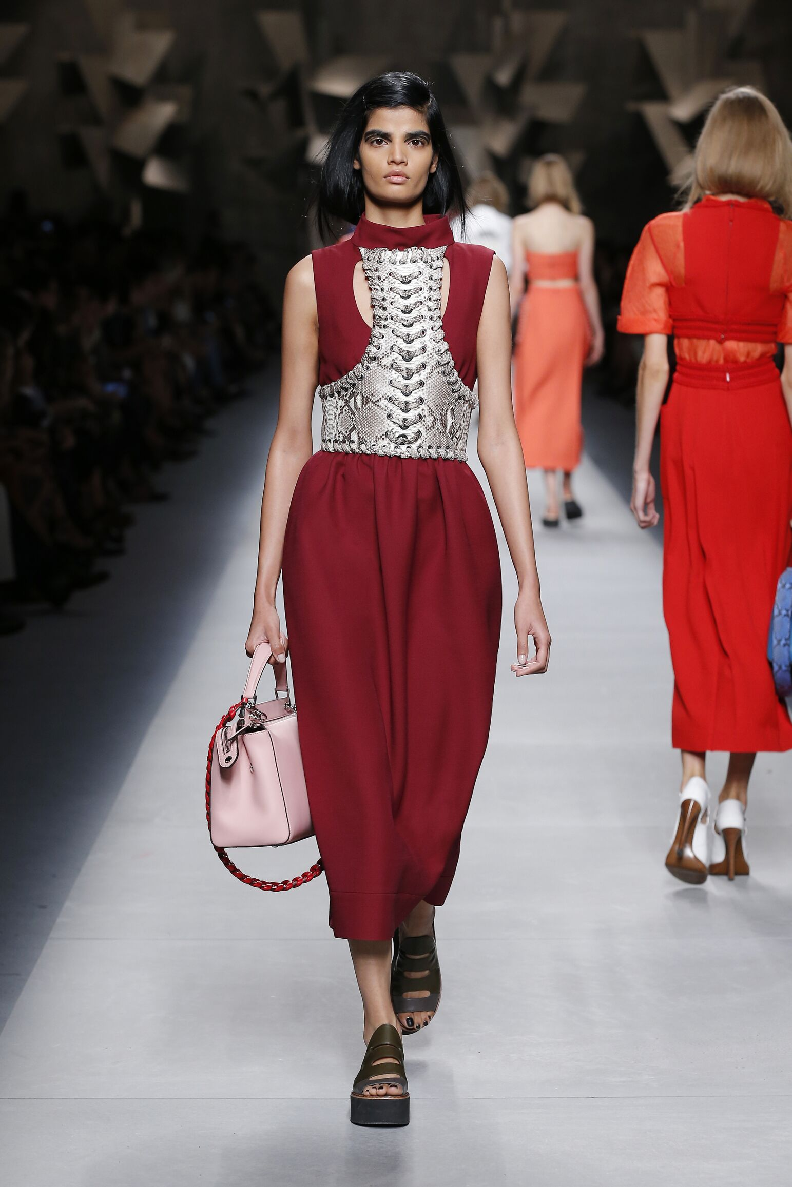 Fendi Women's Collection 2016
