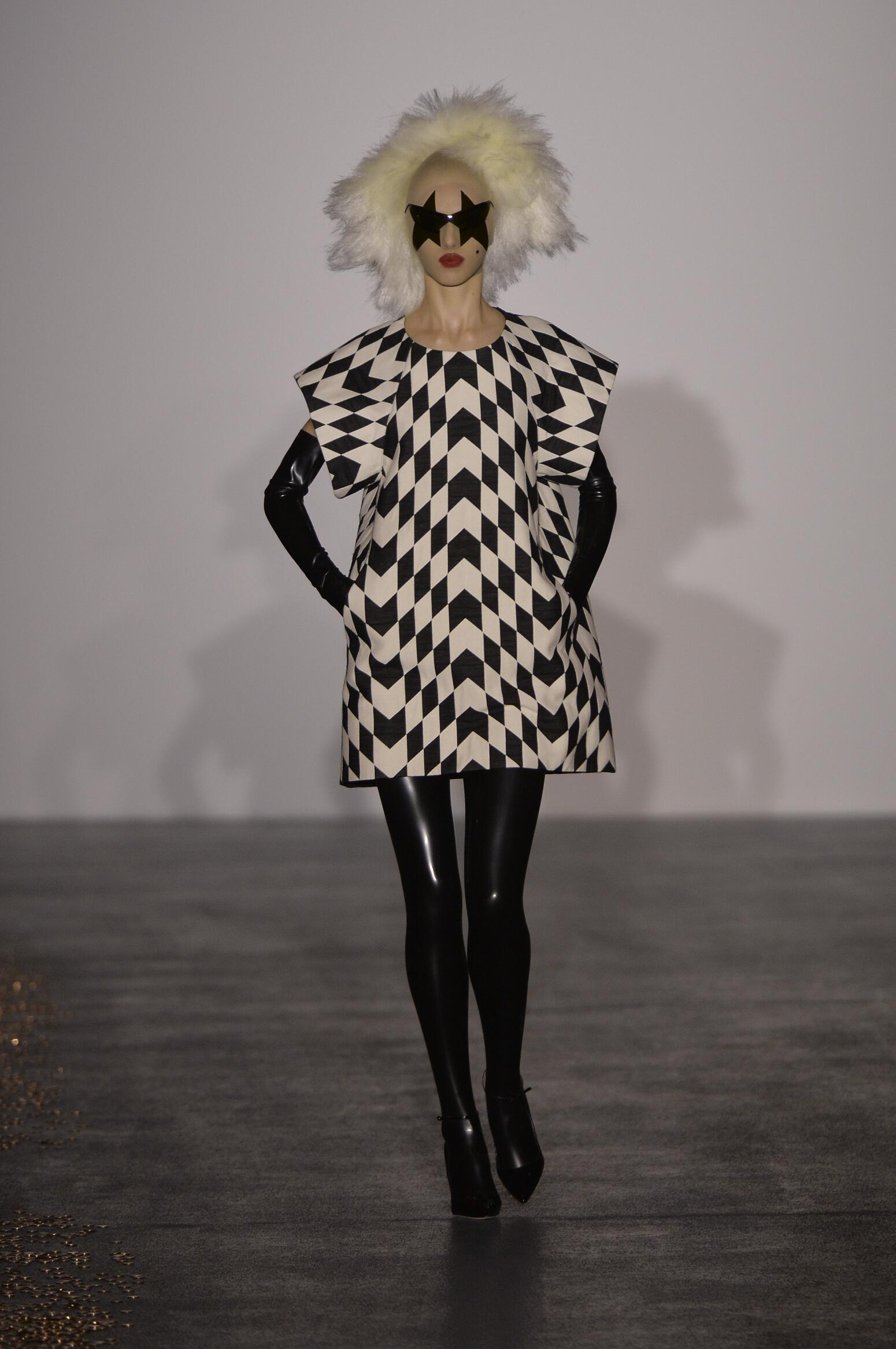Gareth Pugh Collection 2016