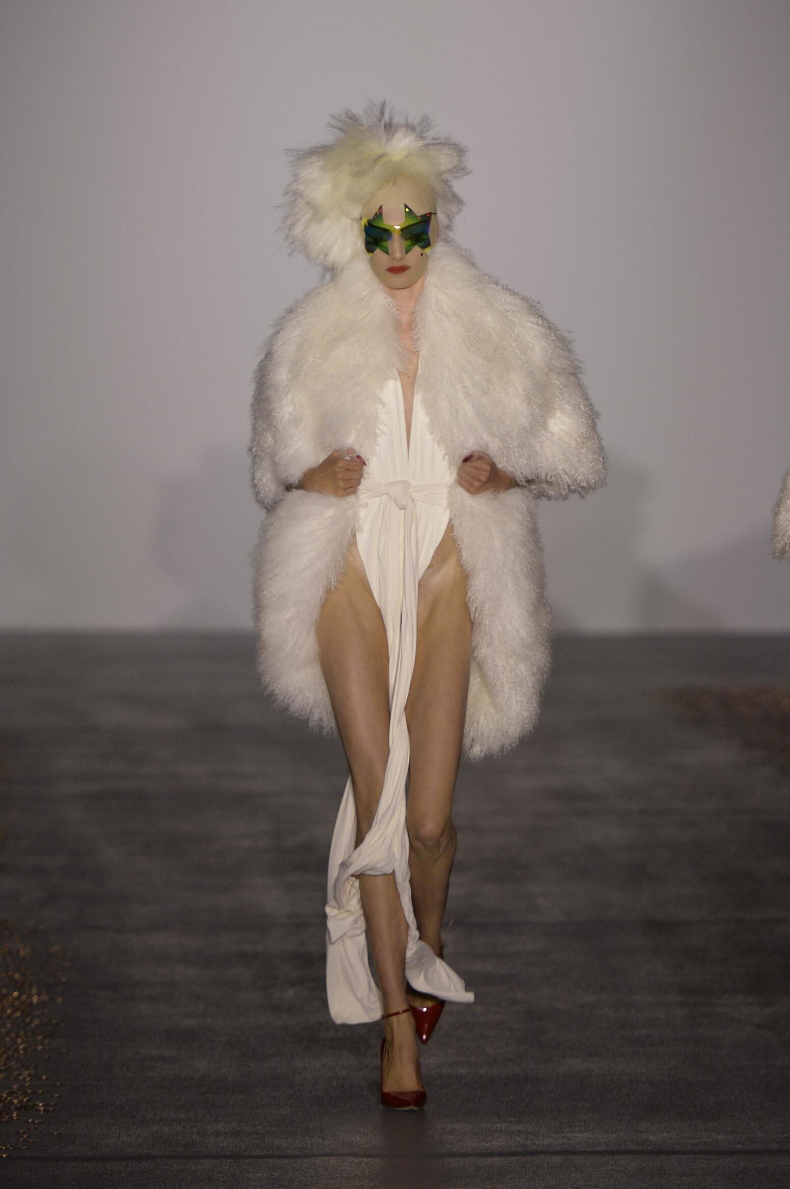 Gareth Pugh Collection London Fashion Week