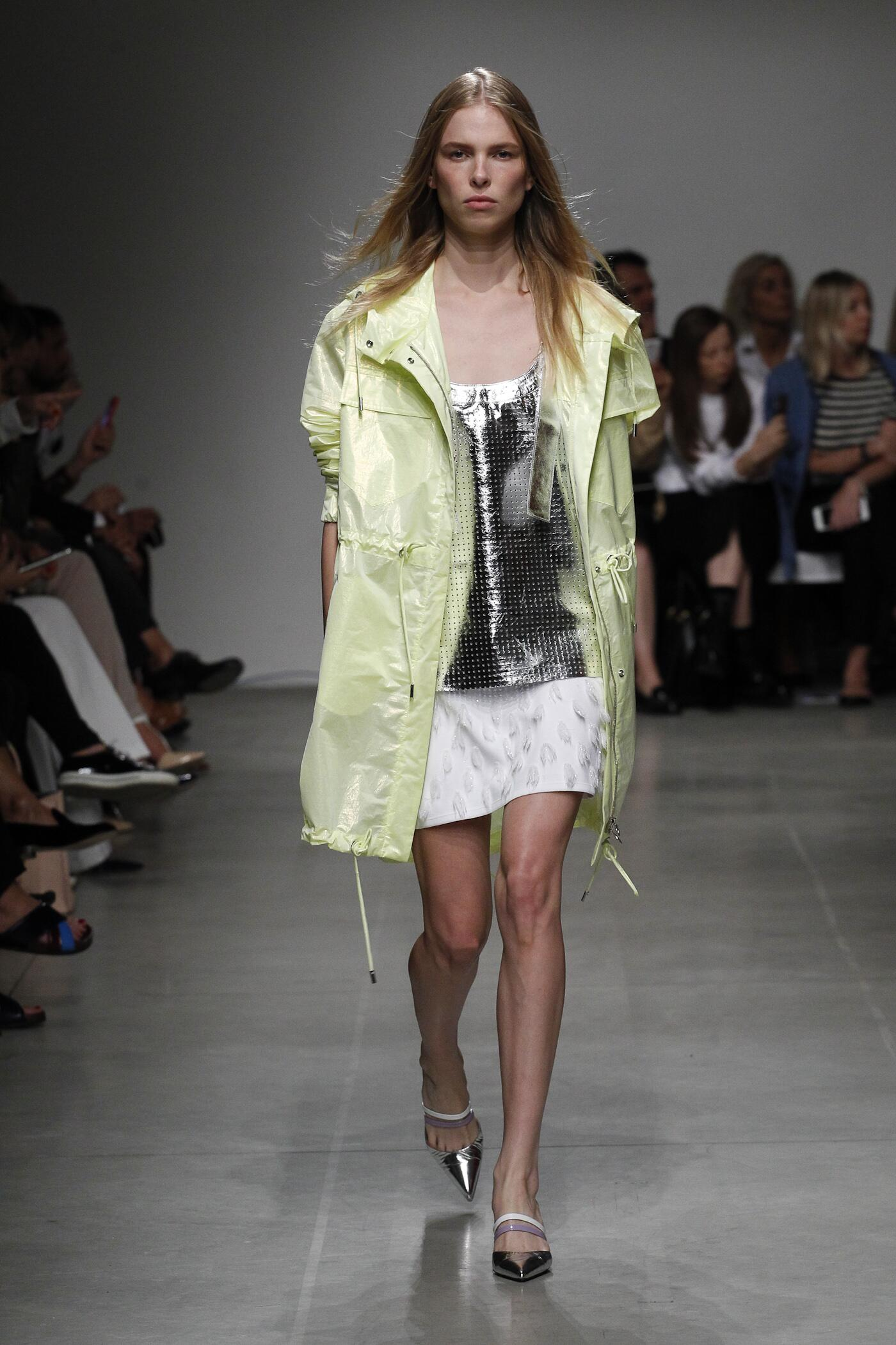Iceberg Milan Fashion Week Womenswear