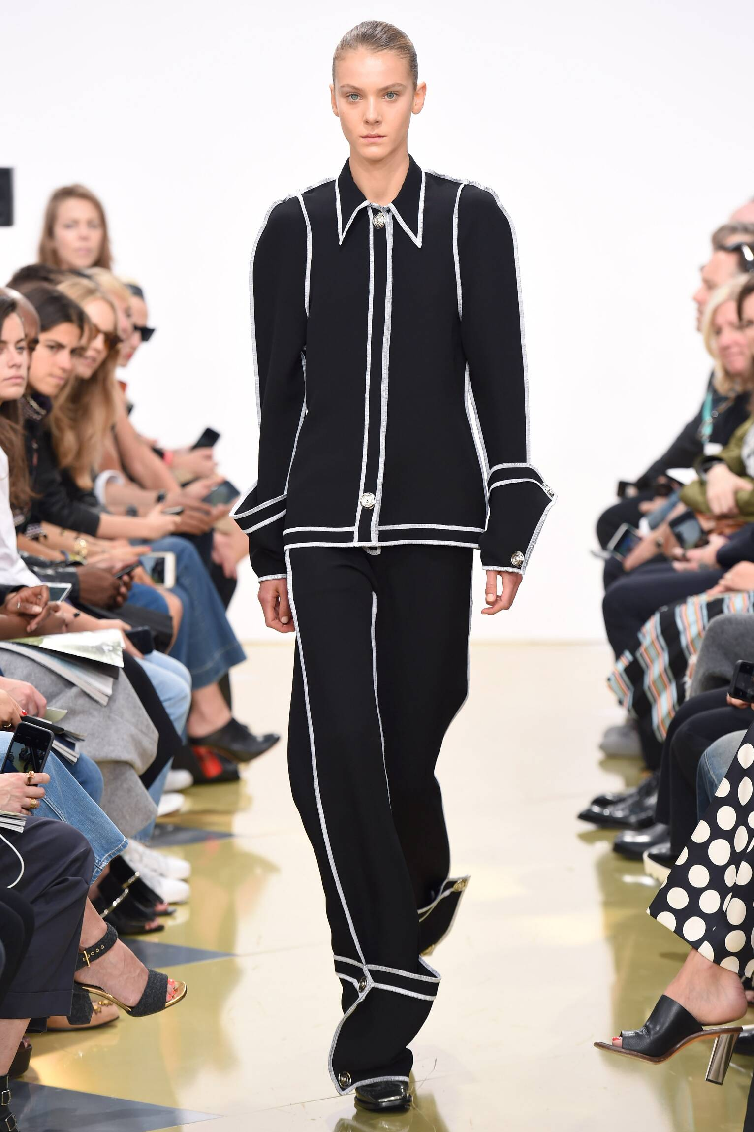 J.W. Anderson Collection London Fashion Week Womenswear