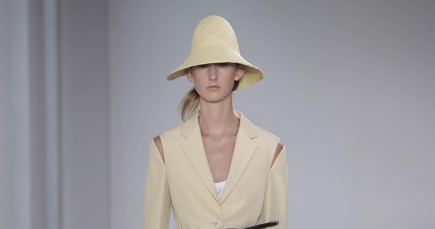 Jil Sander Fashion Show SS 2016 Milan