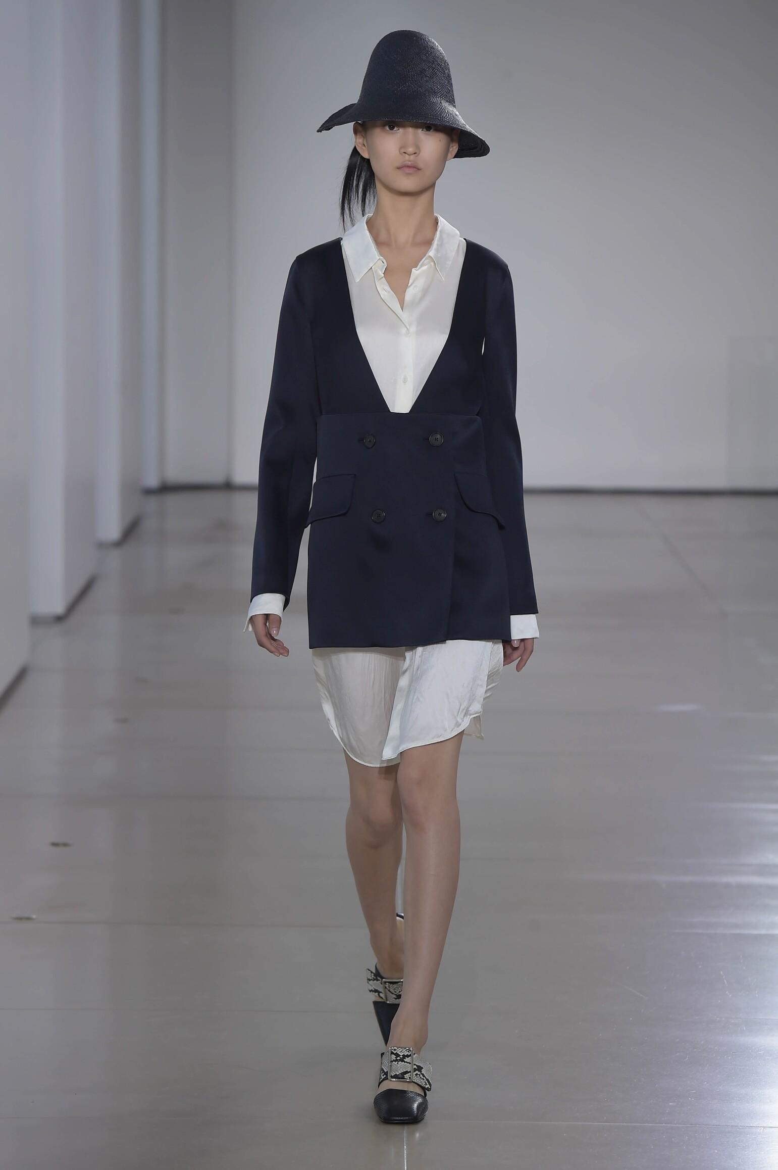 Jil Sander Milan Fashion Week Womenswear