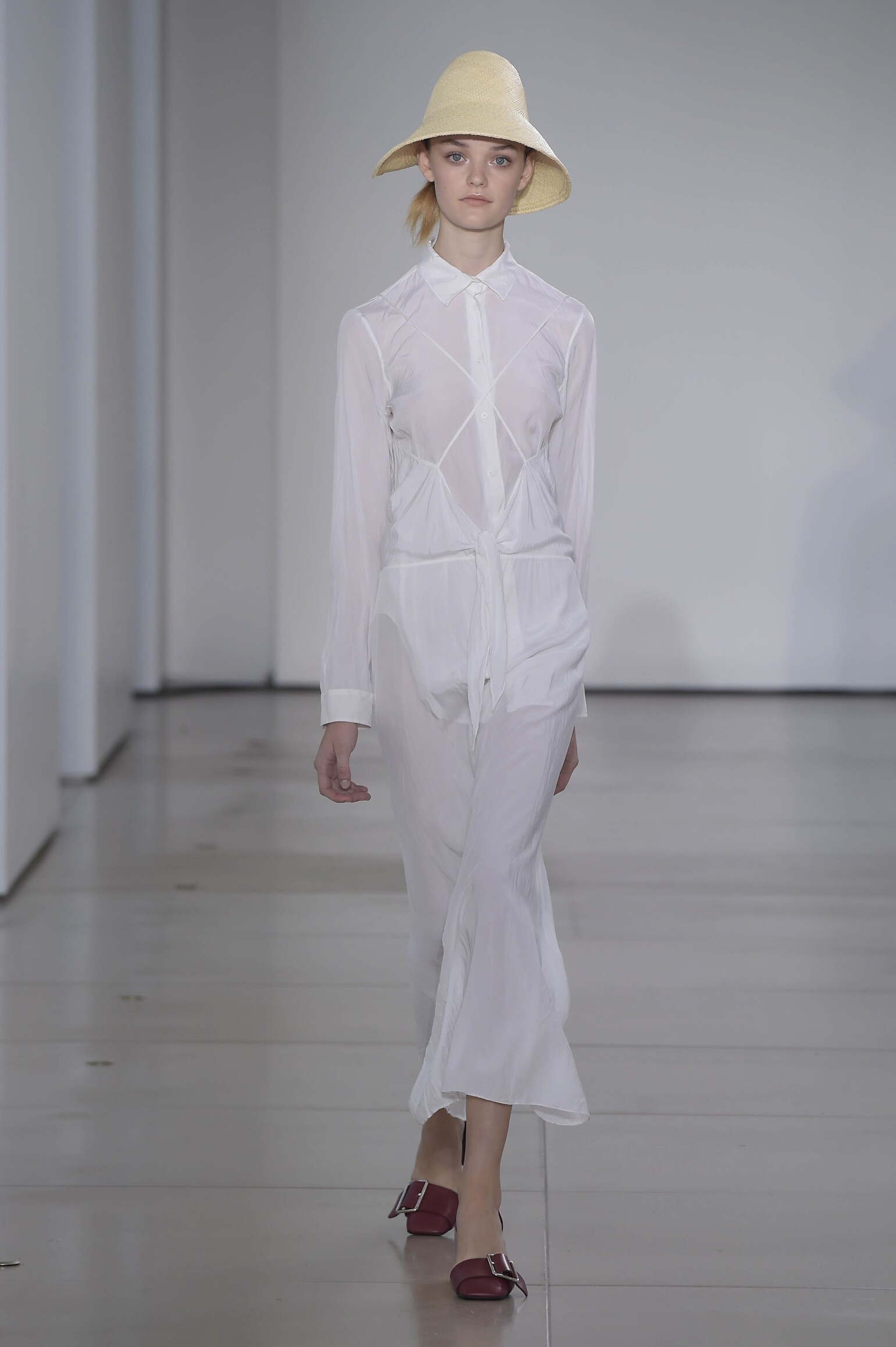 Jil Sander Spring Summer 2016 Womens Collection Milan Fashion Week