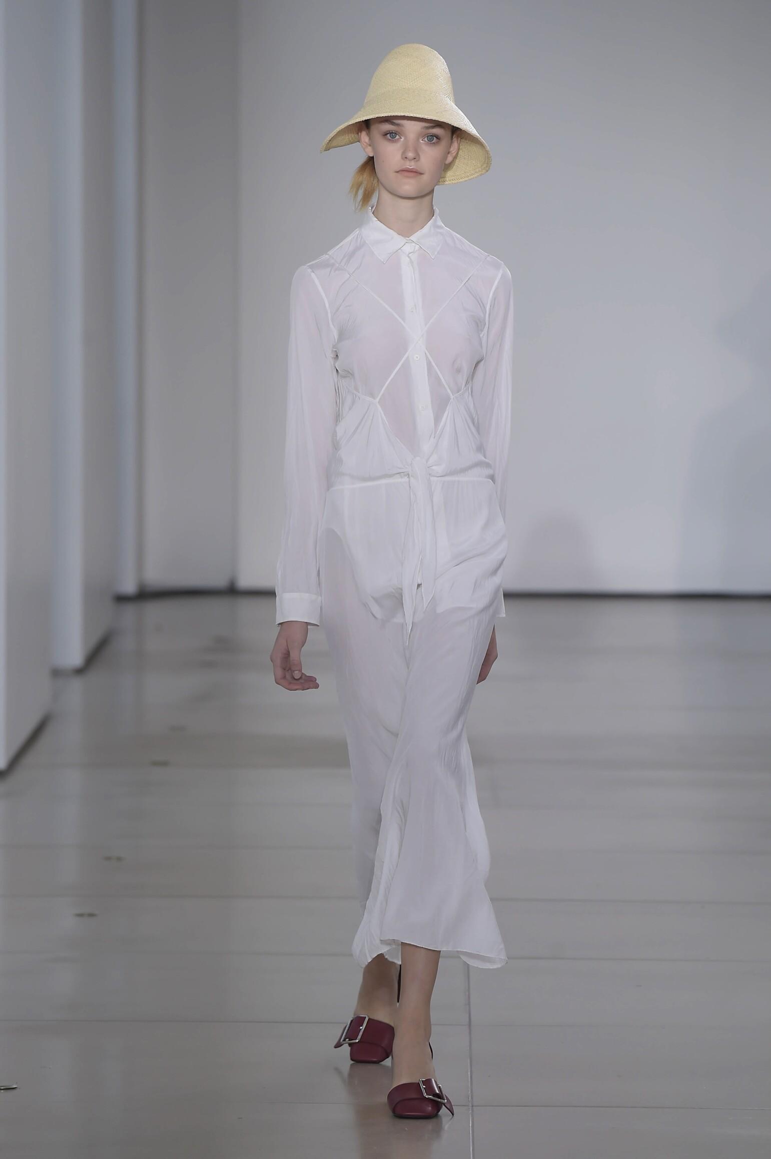 Jil Sander Spring Summer 2016 Womens Collection Milan Fashion Week