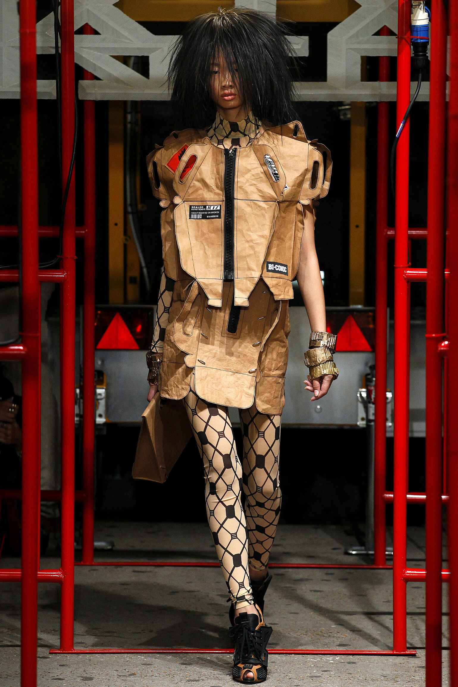 KTZ Collection London Fashion Week Womenswear