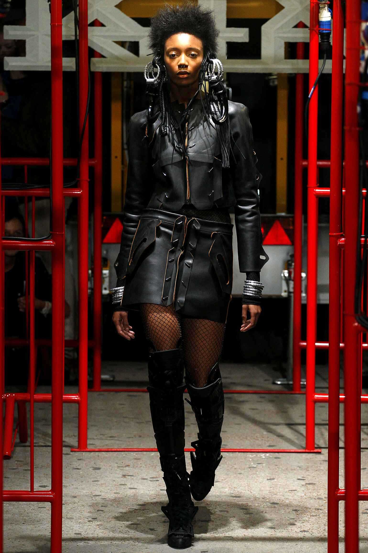KTZ Collection Woman London Fashion Week