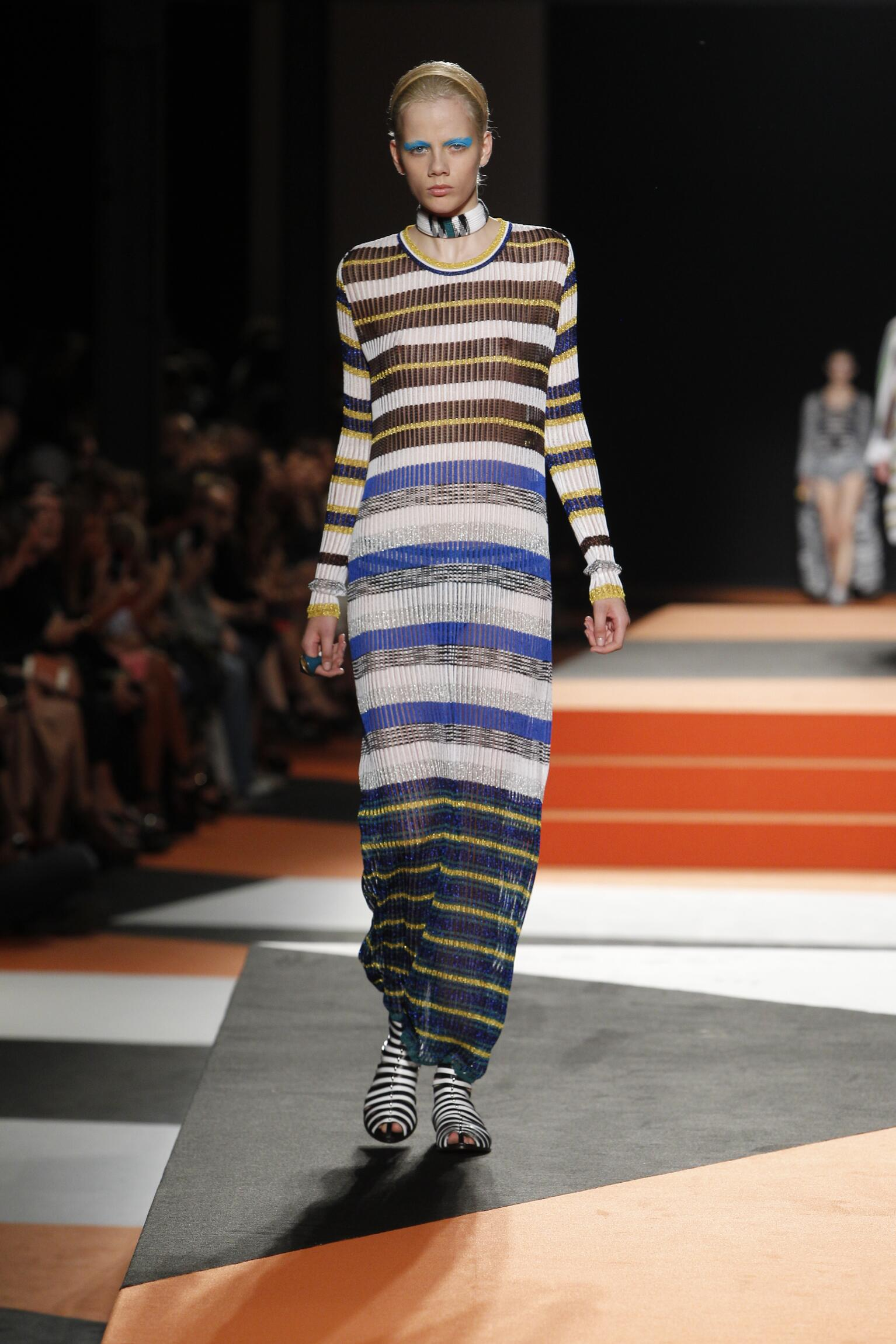 MISSONI SPRING SUMMER 2016 WOMEN'S COLLECTION