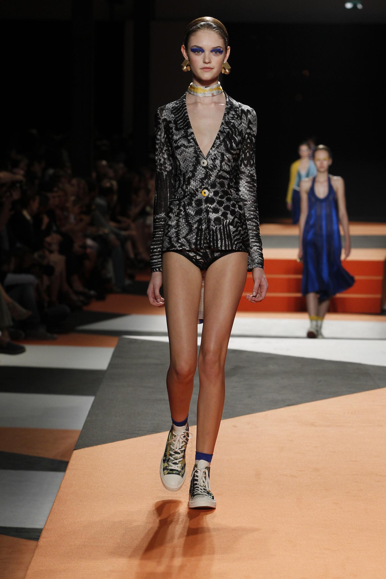 Missoni Milan Fashion Week