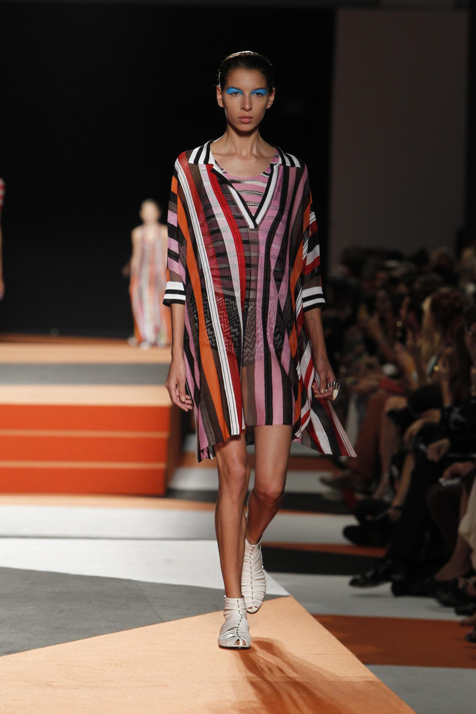 Missoni Spring 2016 Catwalk