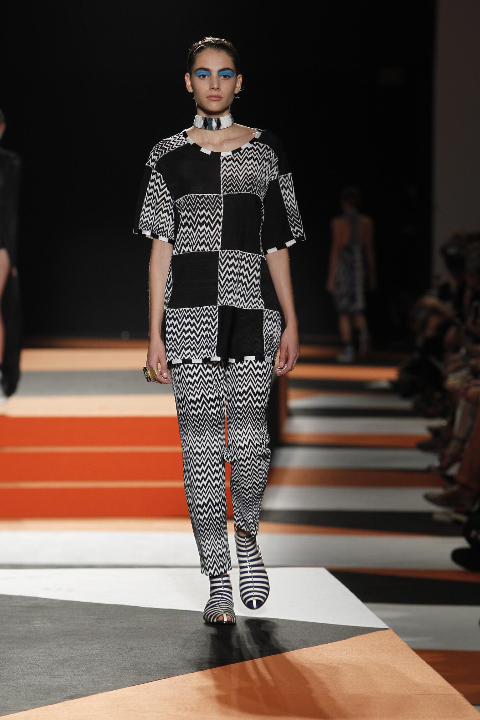 Missoni Spring Summer 2016 Womens Collection Milan Fashion Week
