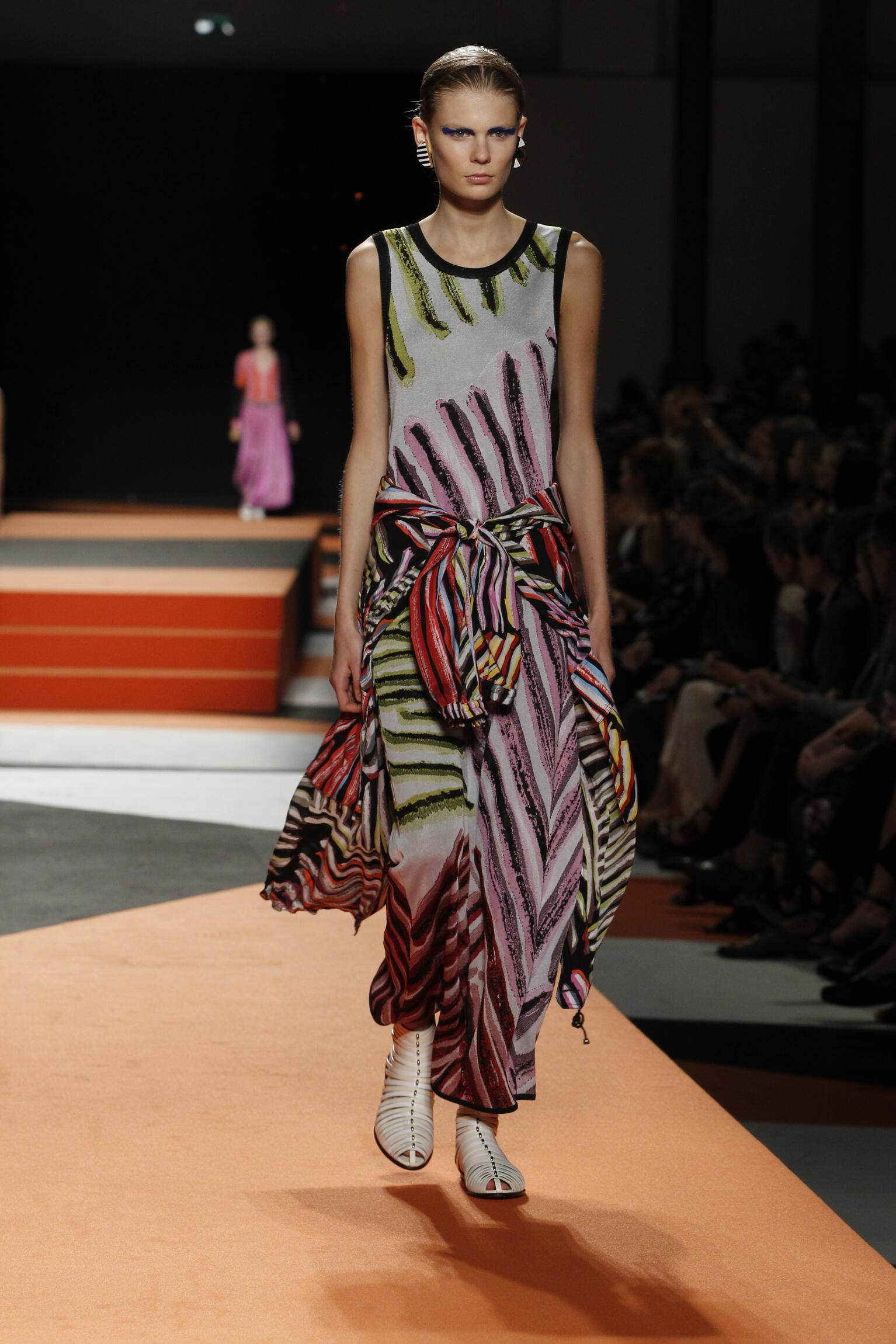 Missoni Summer 2016 Catwalk