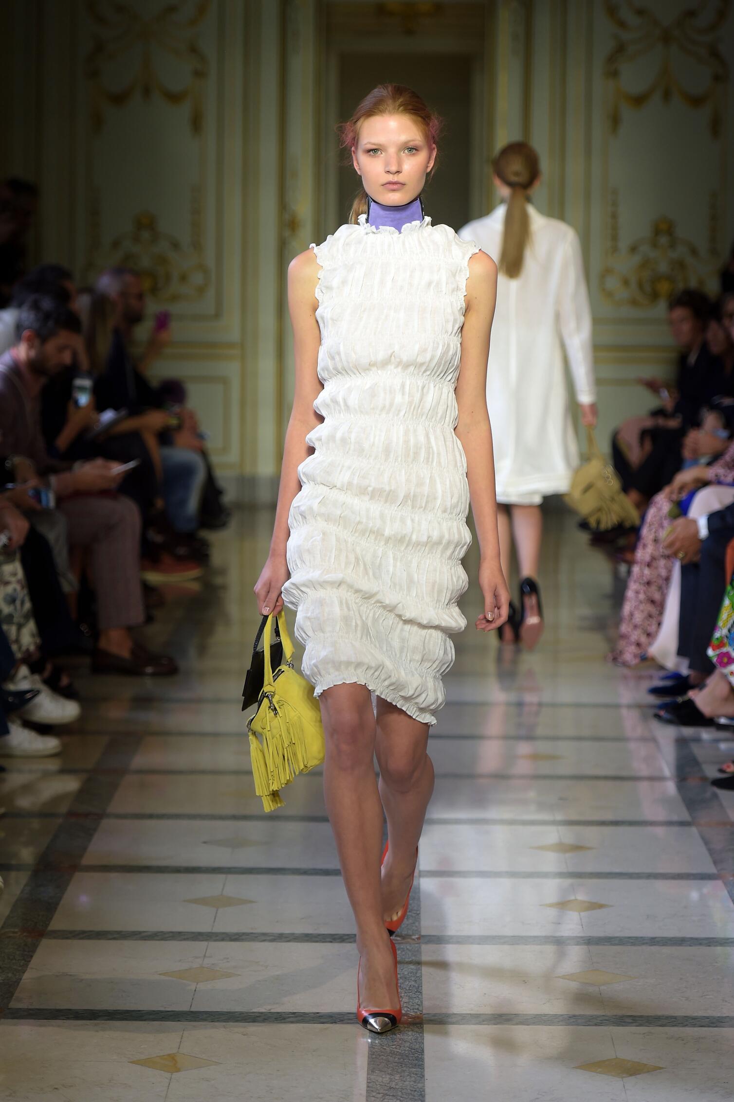 Models Fashion Show Andrea Incontri