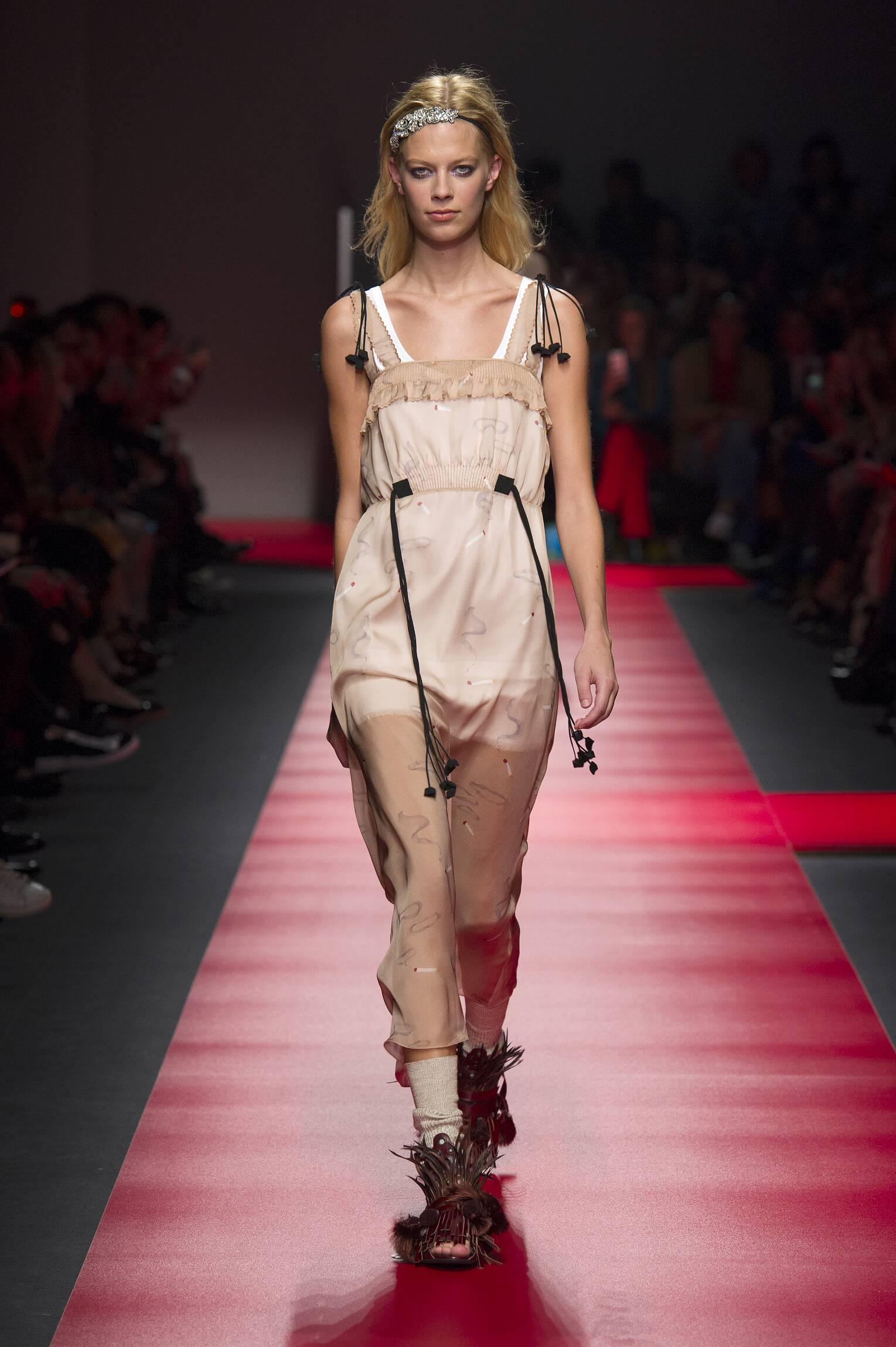Models Fashion Show N°21