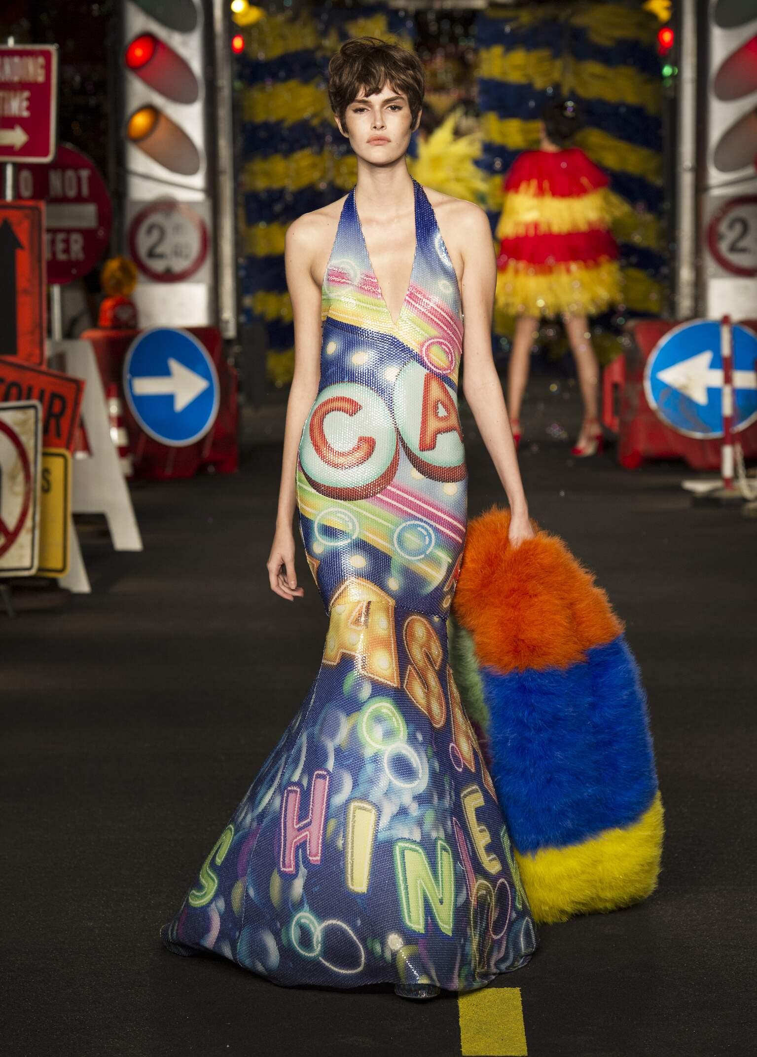 Moschino Fashion Show Milan