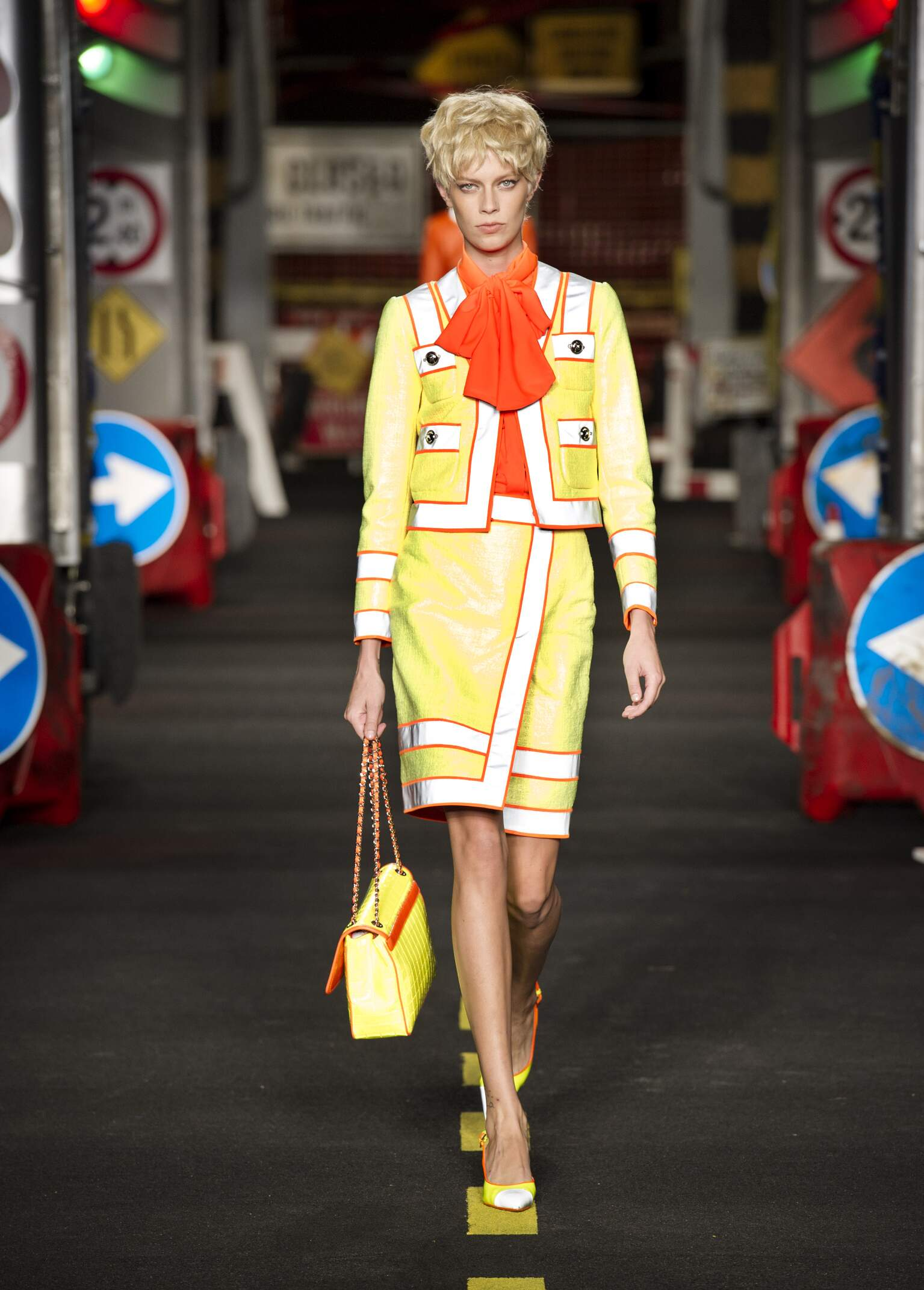 Moschino Fashion Show SS 2016