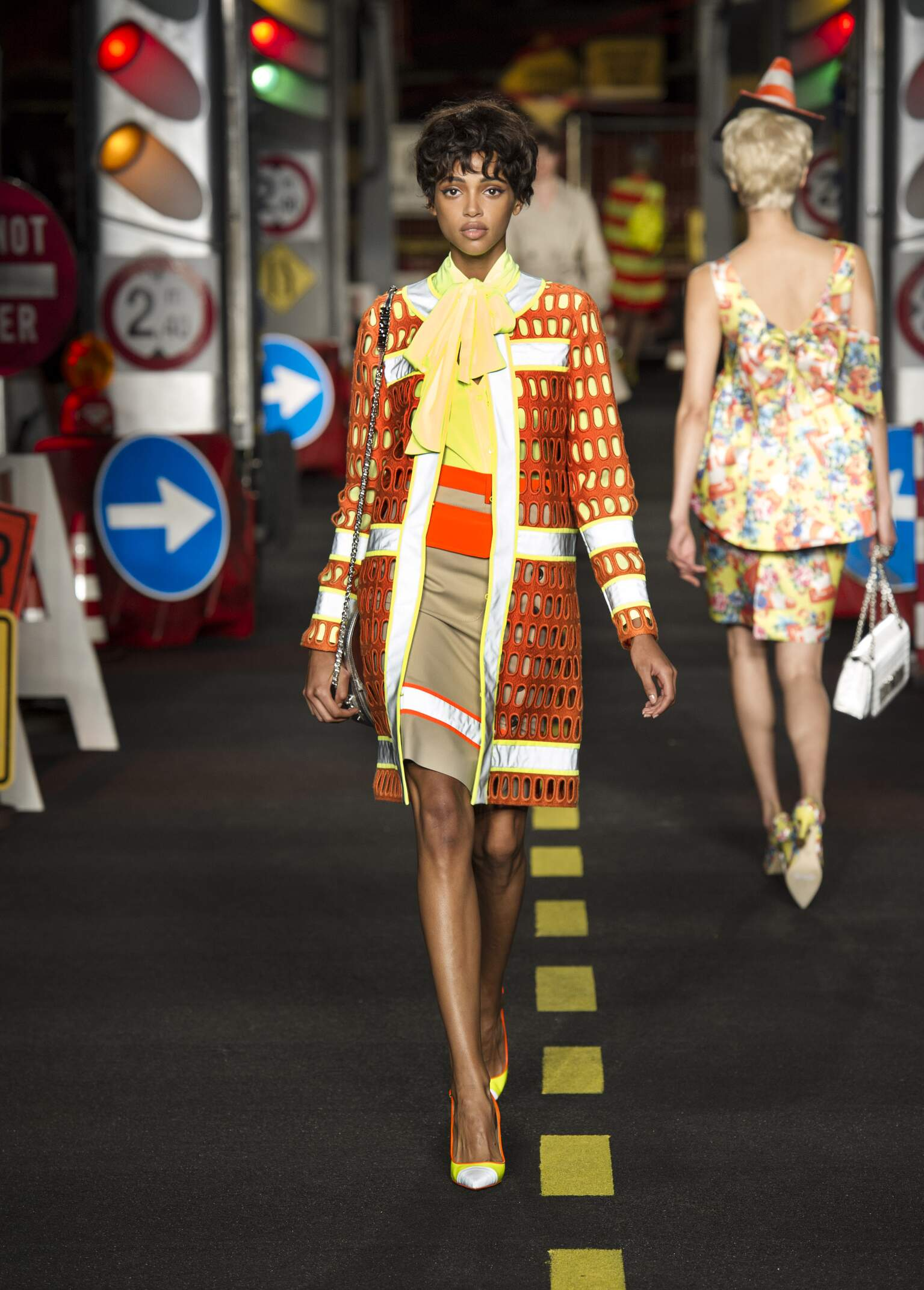 Moschino SS 2016 Womenswear