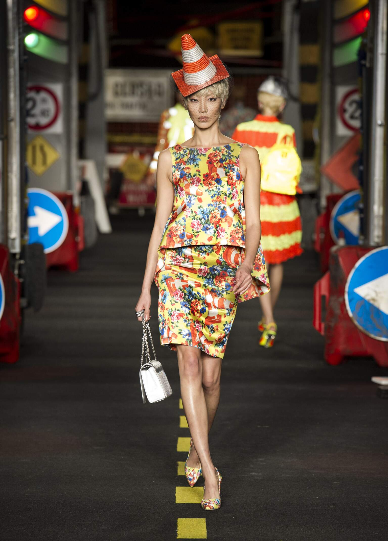 Moschino Women's Collection 2016