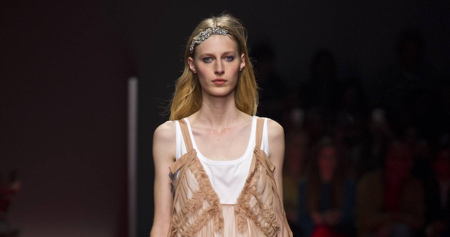 N°21 Fashion Show SS 2016 Milan