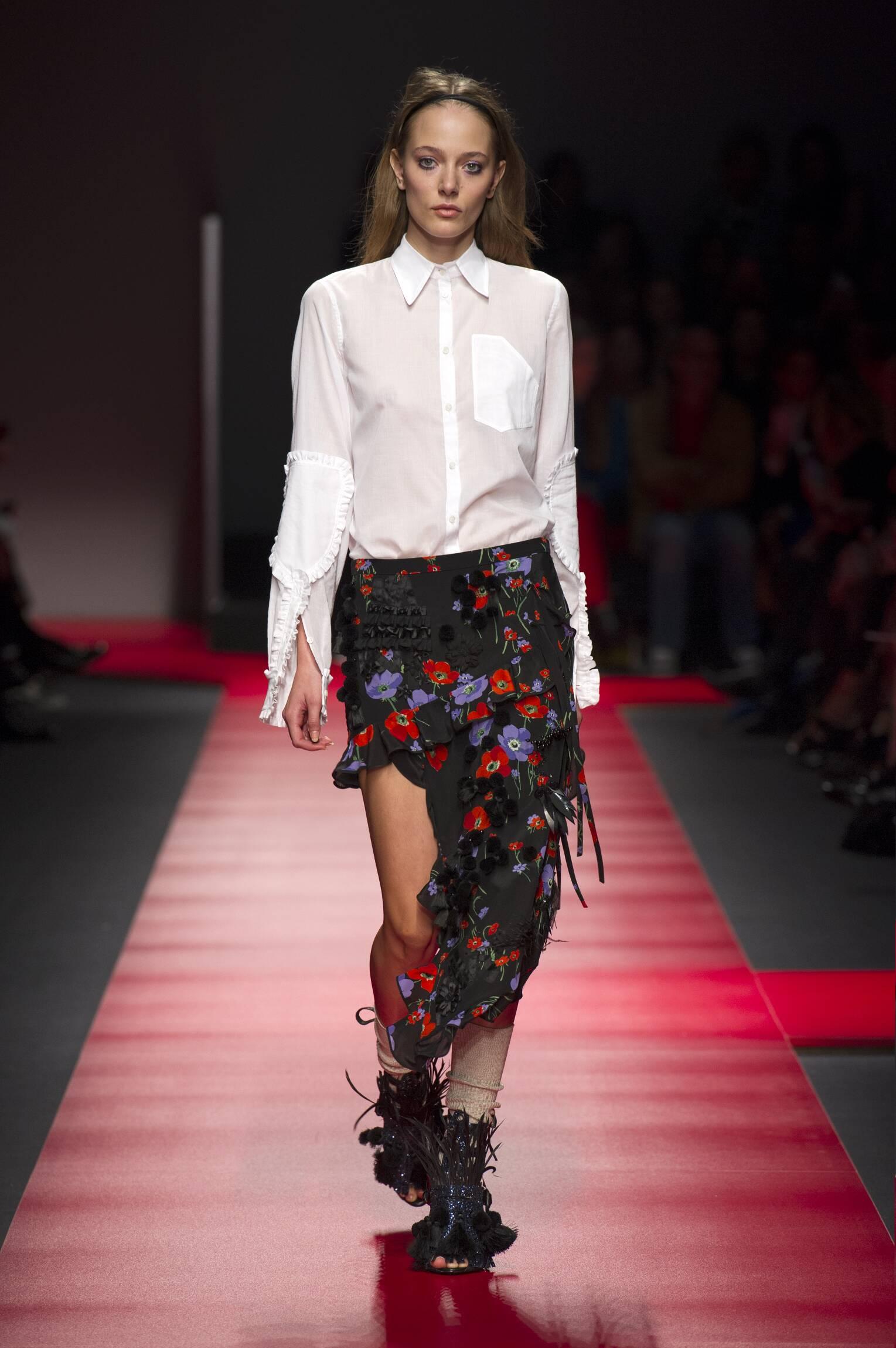 N°21 Milan Fashion Week