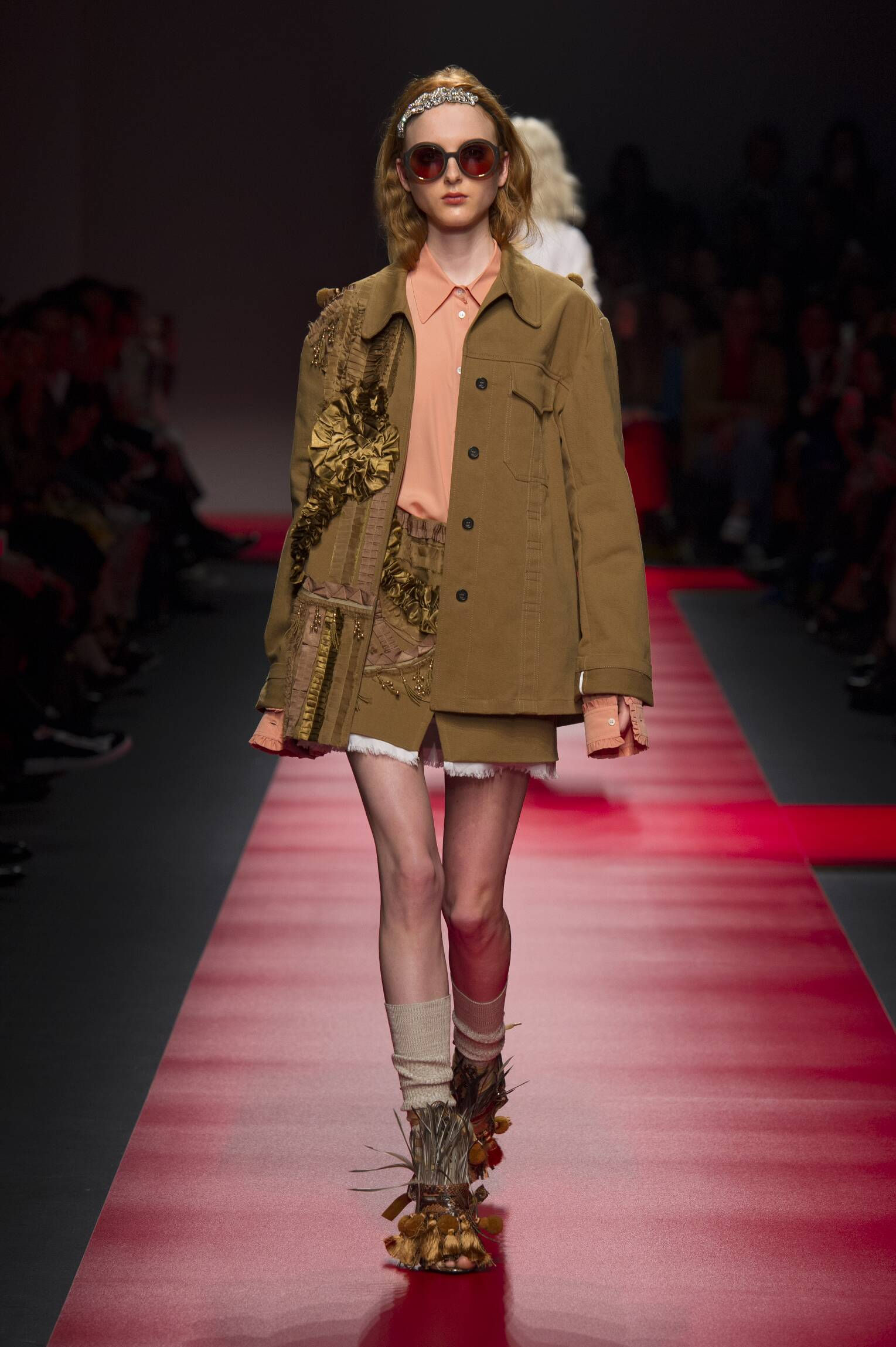 N°21 Spring Summer 2016 Womens Collection Milan Fashion Week