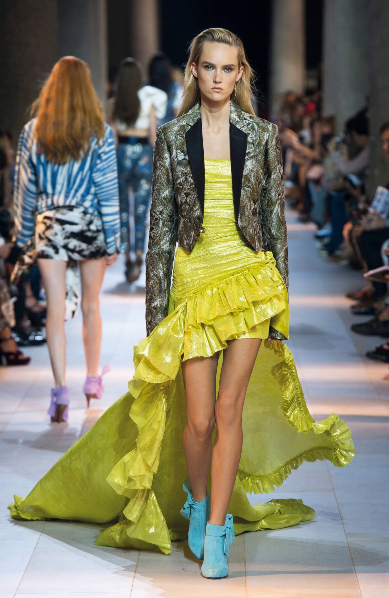 Roberto Cavalli SS 2016 Womenswear