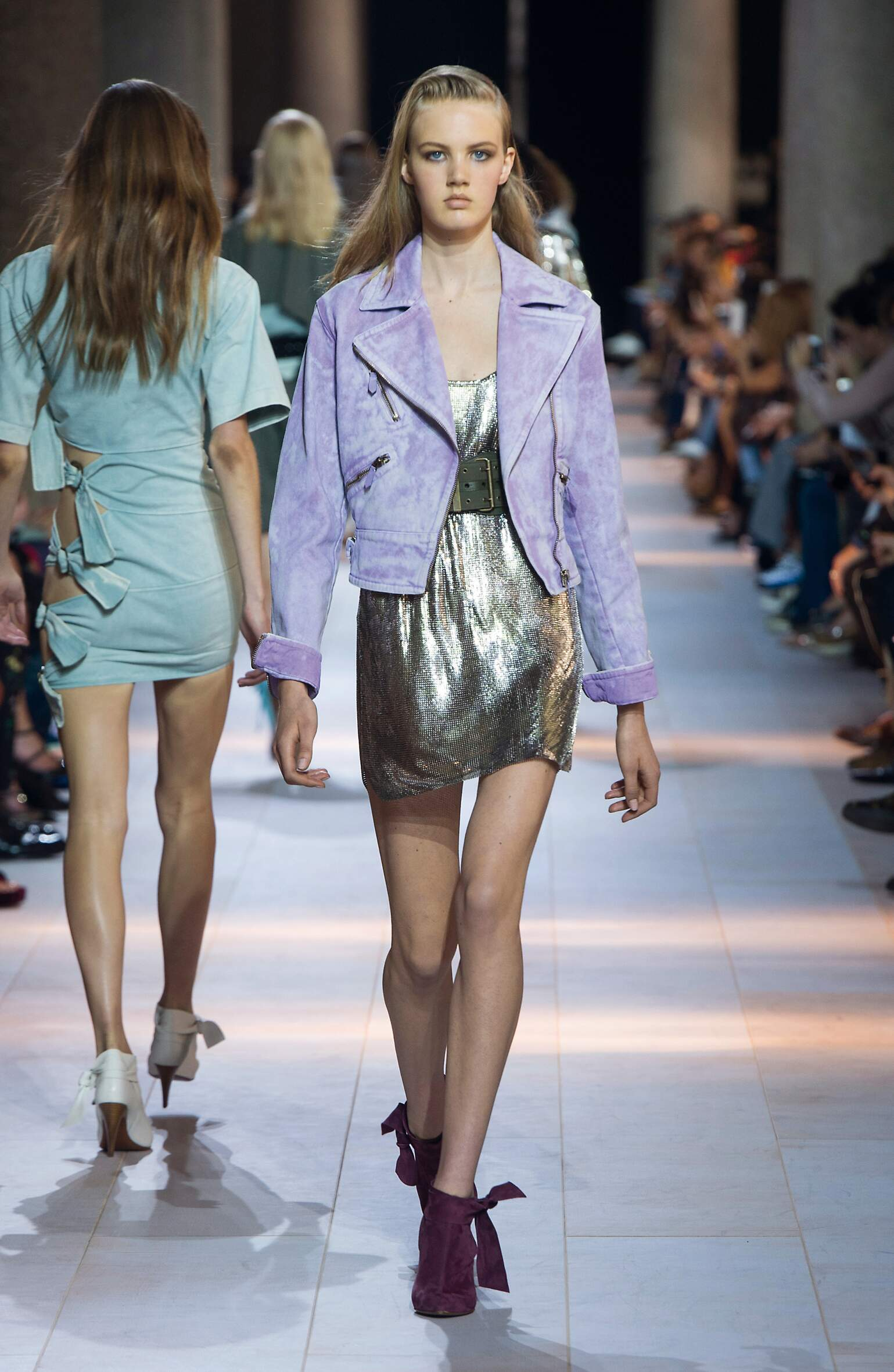 Roberto Cavalli Spring Summer 2016 Womens Collection Milan Fashion Week