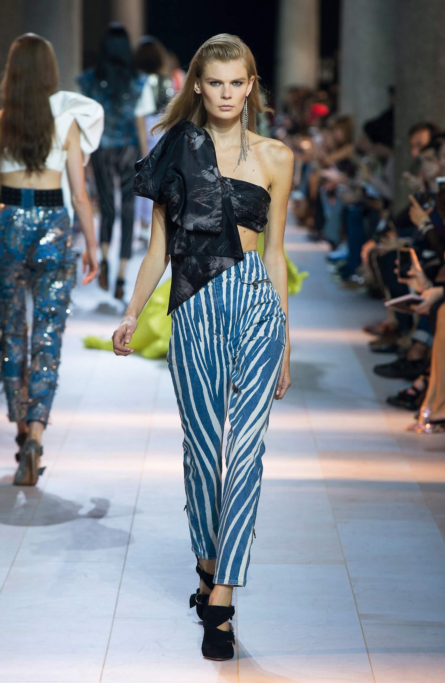 Roberto Cavalli Women's Collection 2016