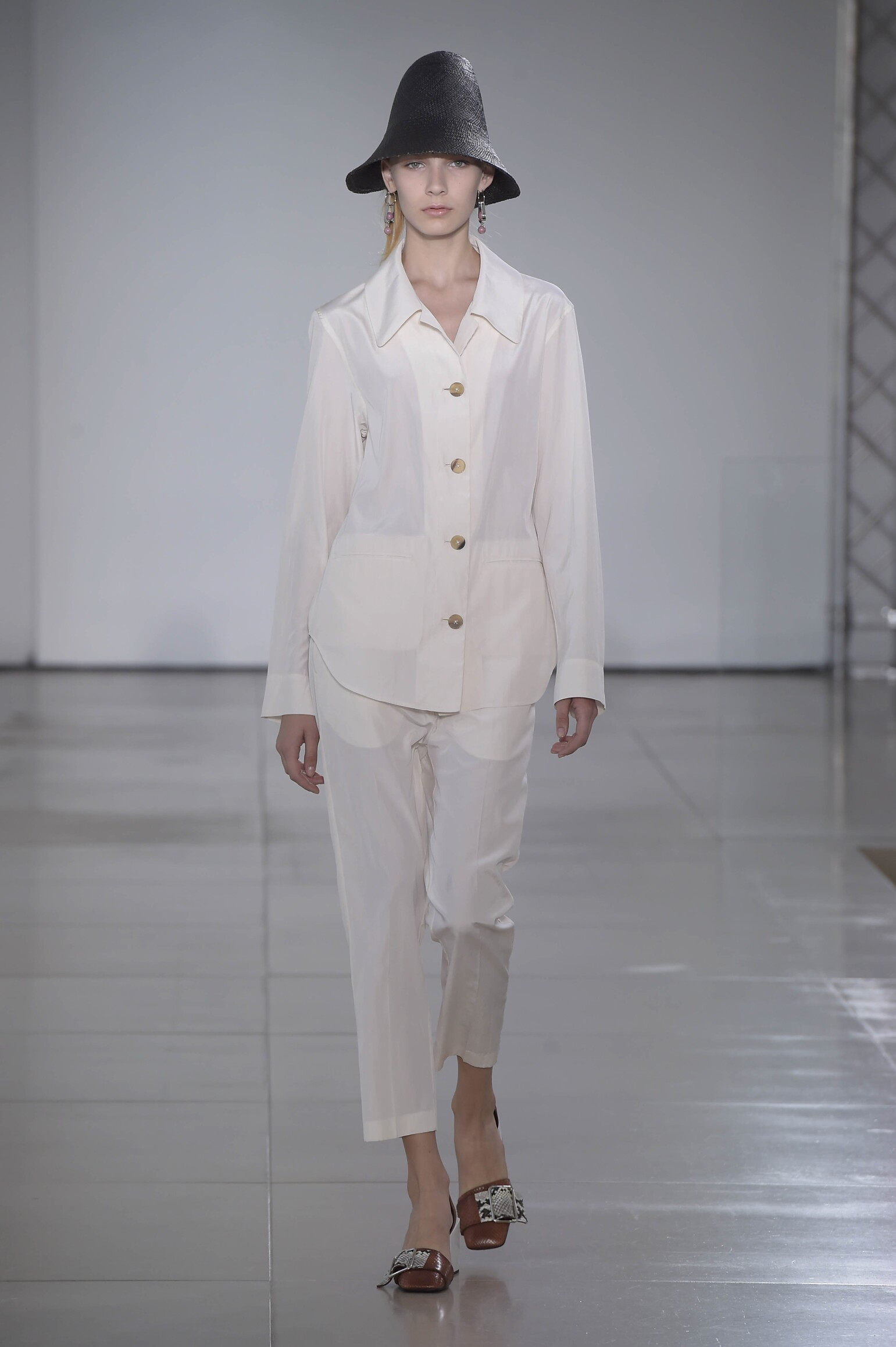 Runway Jil Sander Spring Summer 2016 Women's Collection Milan Fashion Week