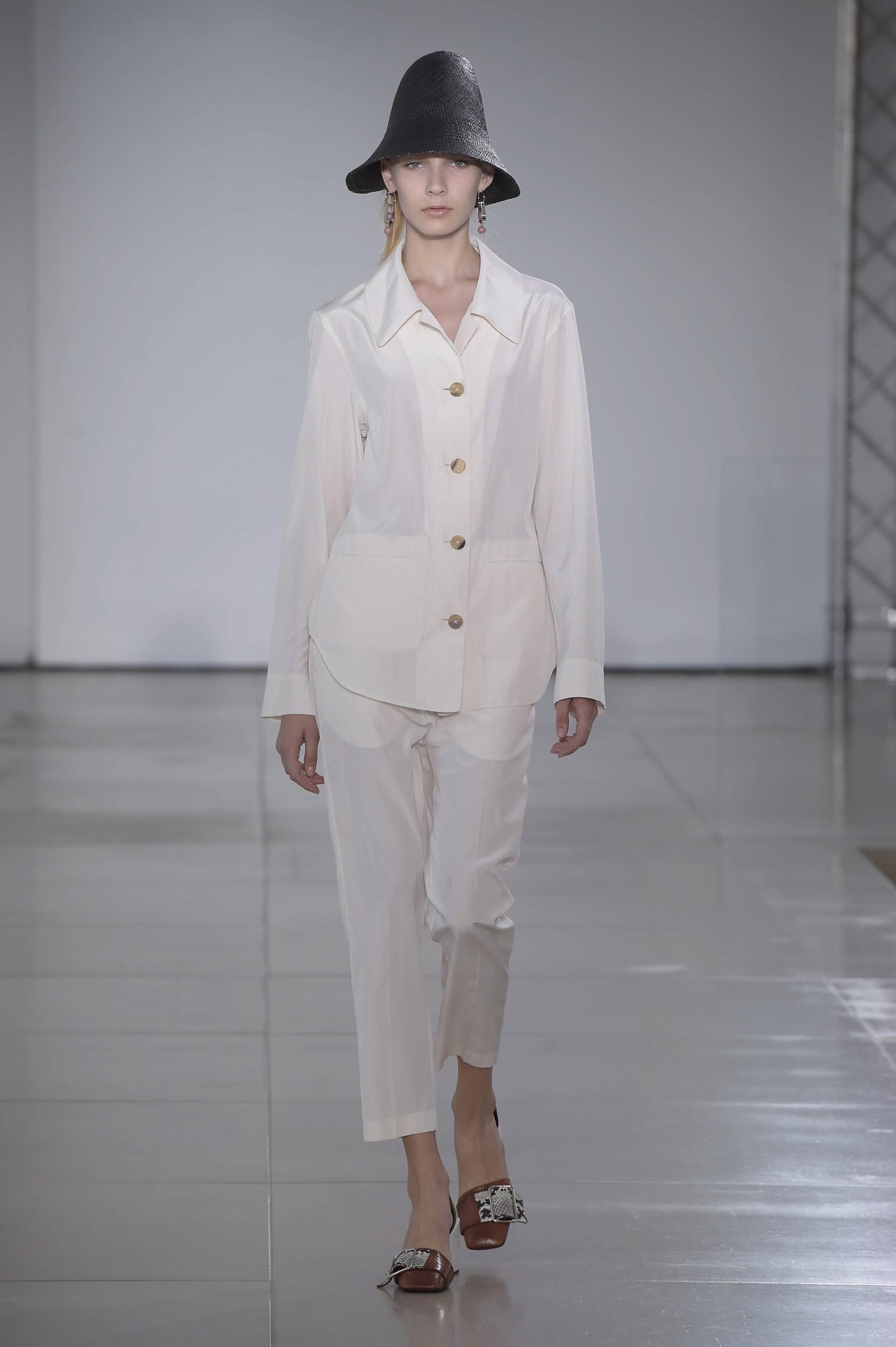Runway Jil Sander Spring Summer 2016 Women's Collection Milan Fashion Week