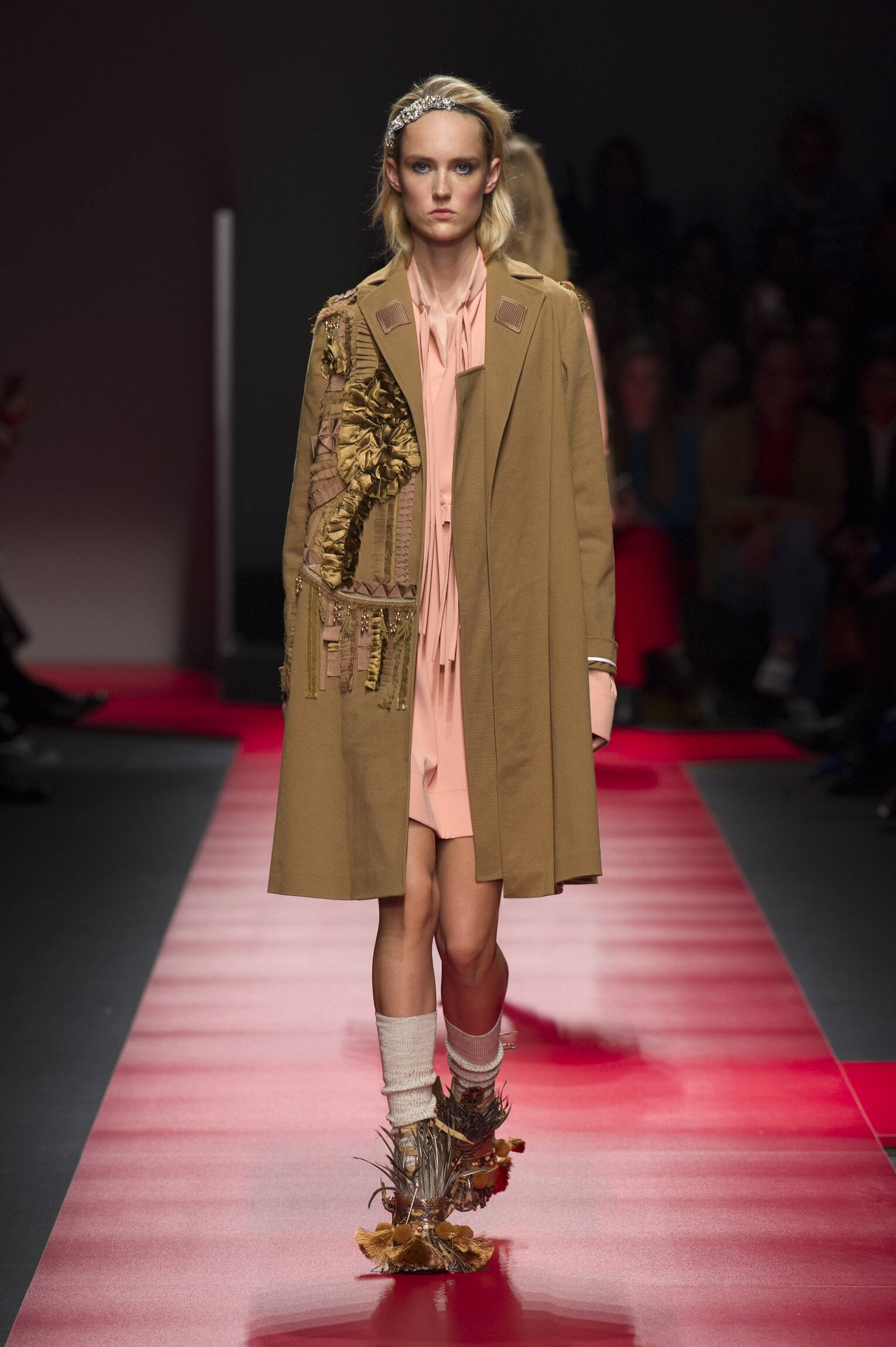 Runway N°21 Spring Summer 2016 Women's Collection Milan Fashion Week