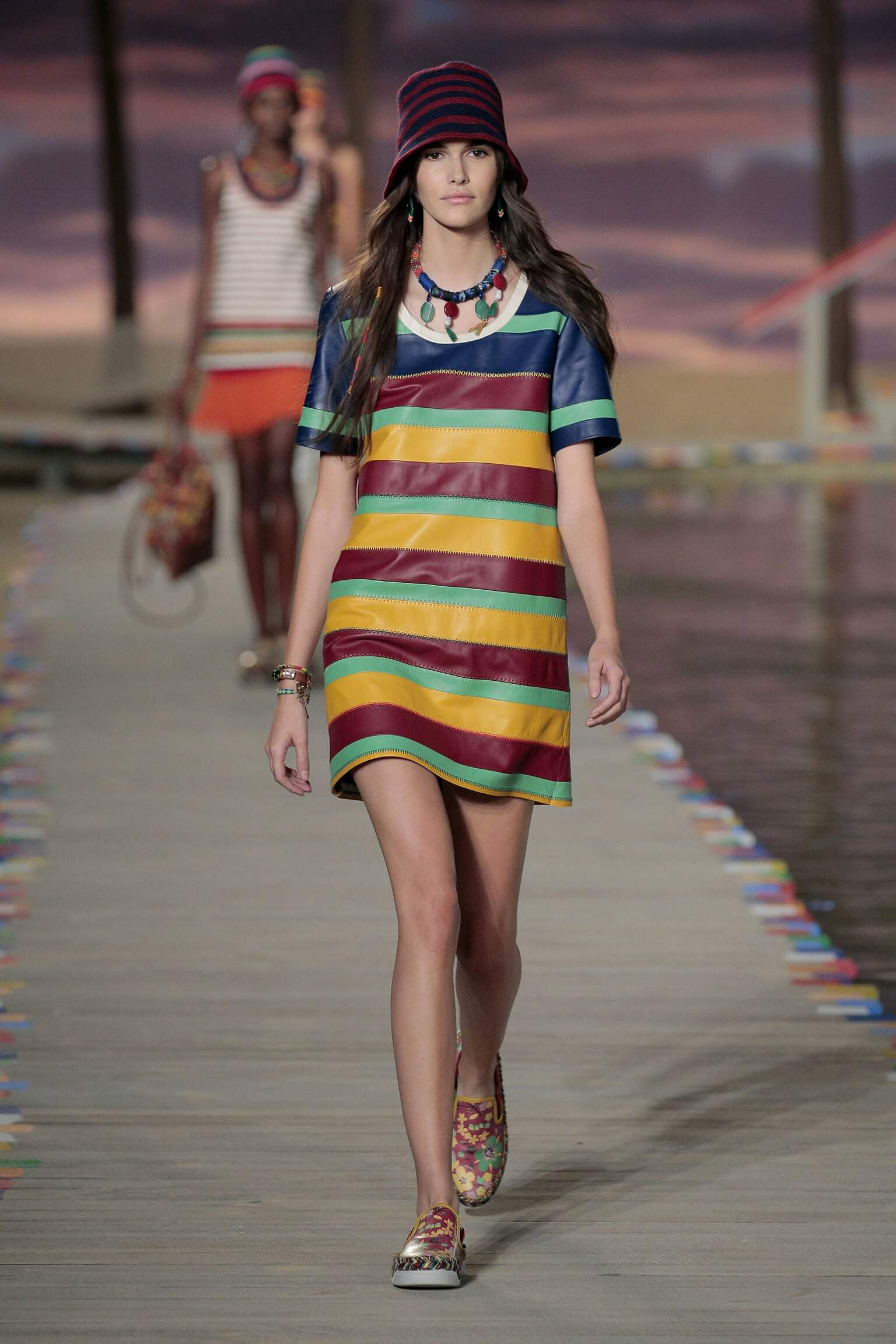 Runway Tommy Hilfiger Spring Summer 2016 Women's Collection New York Fashion Week