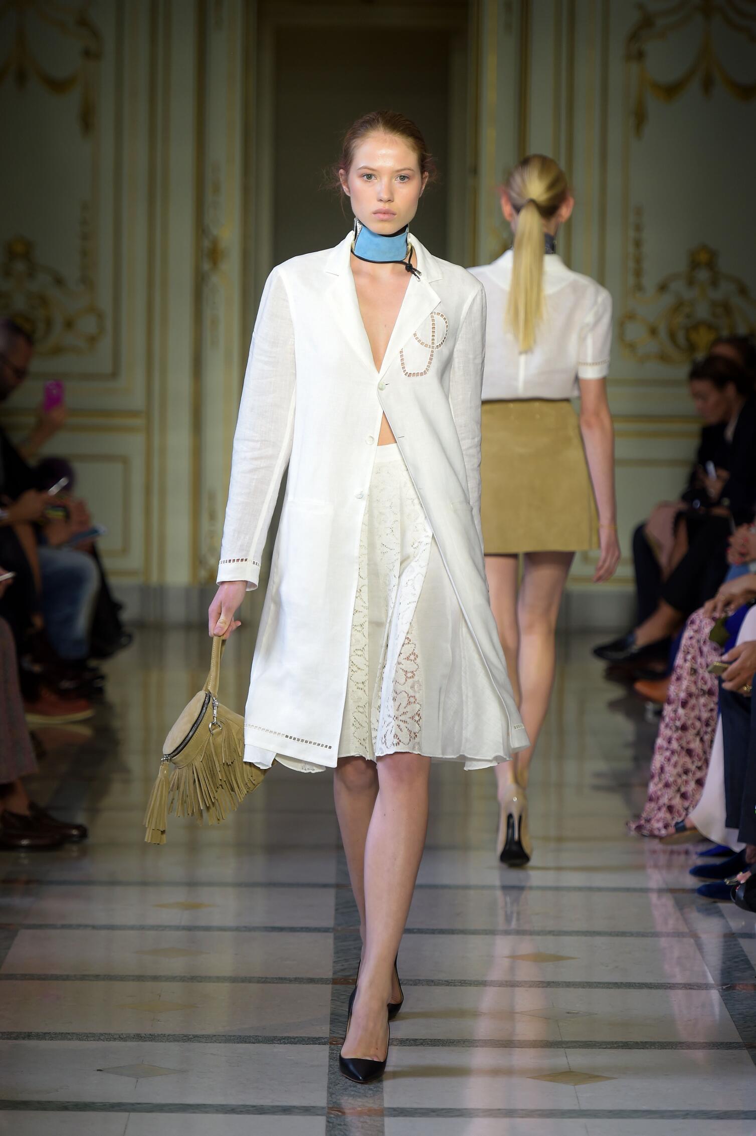 SS 2016 Andrea Incontri Fashion Show
